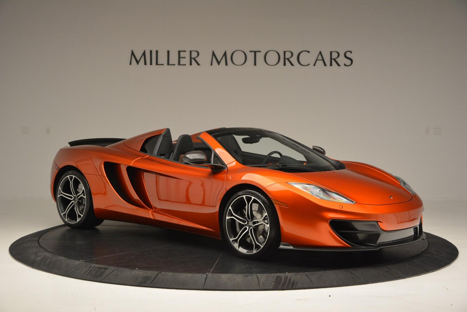 Used 2013 McLaren MP4-12C Base For Sale In Westport, CT 66_p10