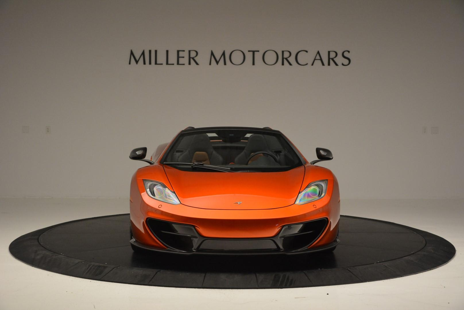 Used 2013 McLaren MP4-12C Base For Sale In Westport, CT 66_p12