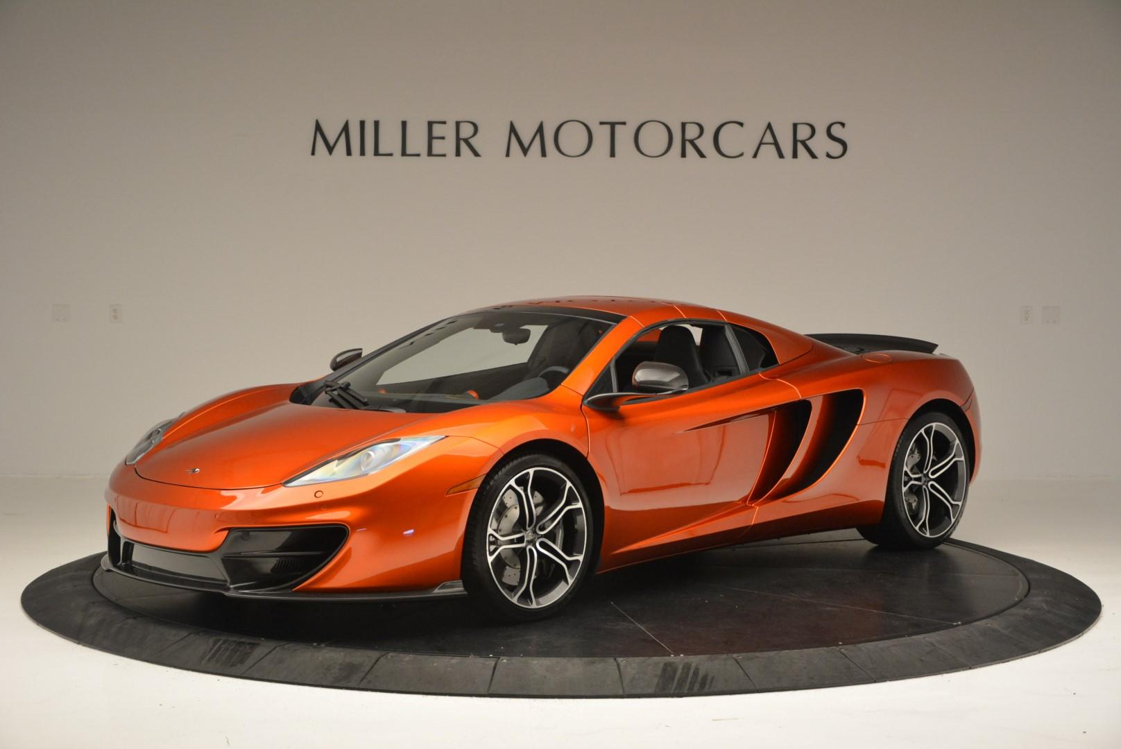 Used 2013 McLaren MP4-12C Base For Sale In Westport, CT 66_p13