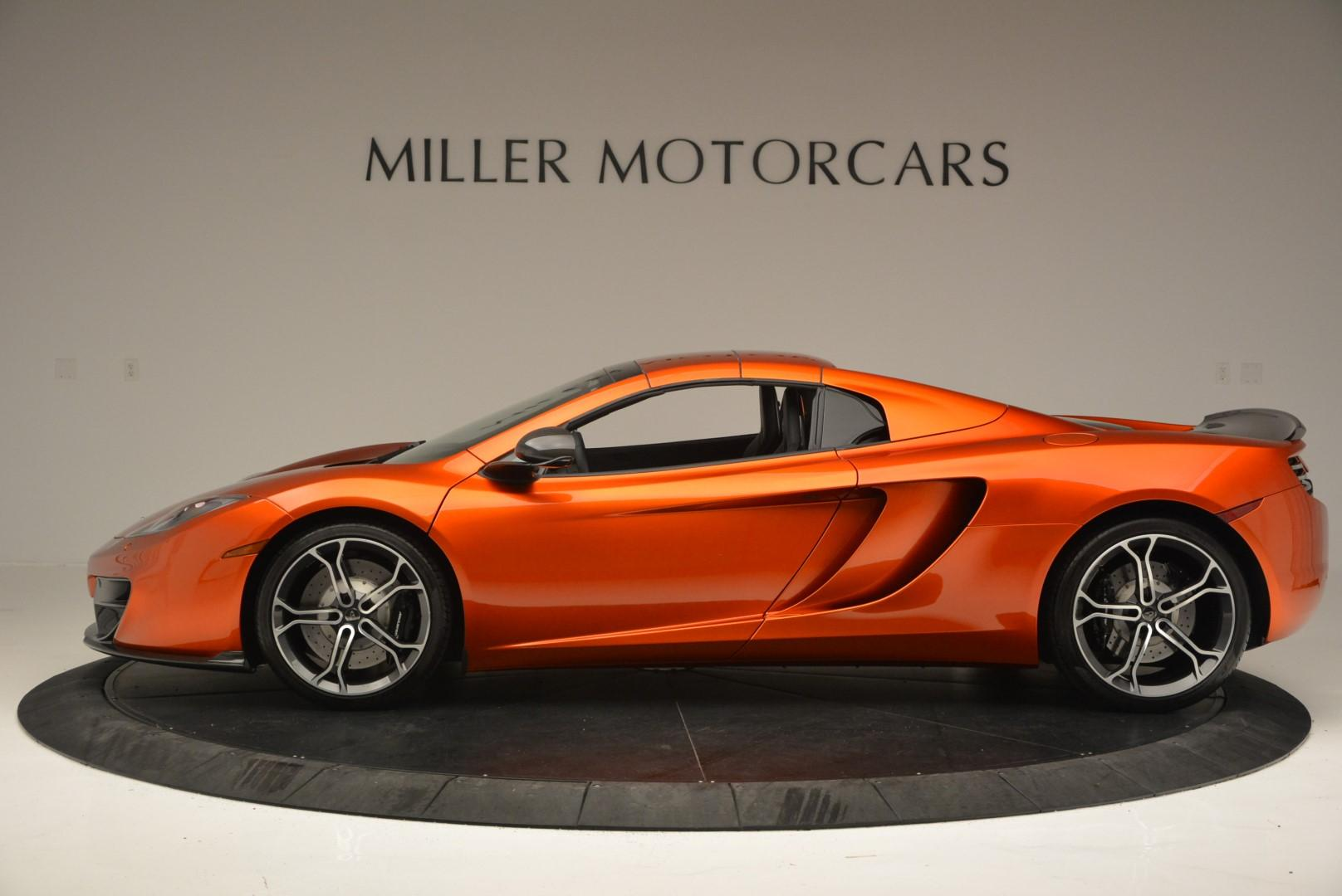 Used 2013 McLaren MP4-12C Base For Sale In Westport, CT 66_p14