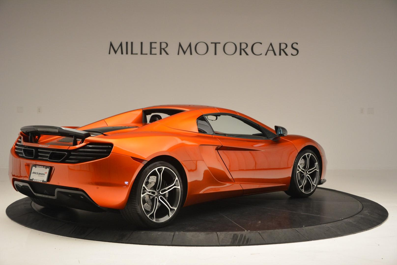 Used 2013 McLaren MP4-12C Base For Sale In Westport, CT 66_p17