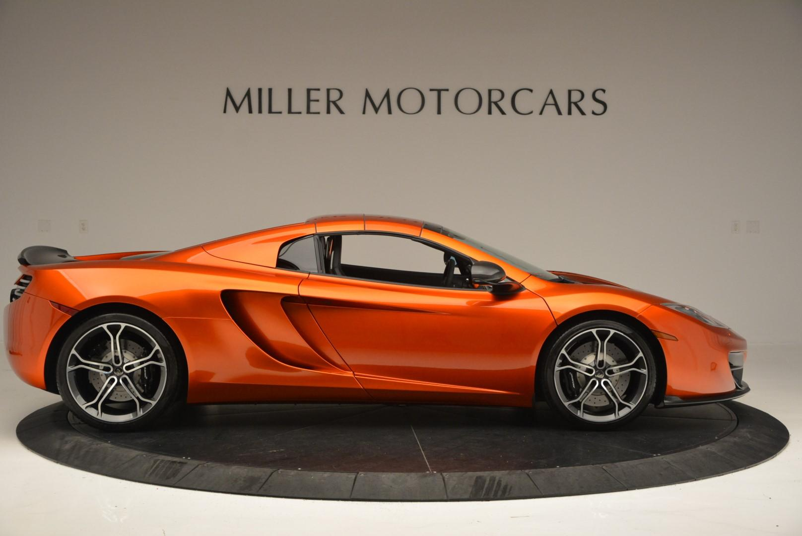 Used 2013 McLaren MP4-12C Base For Sale In Westport, CT 66_p18