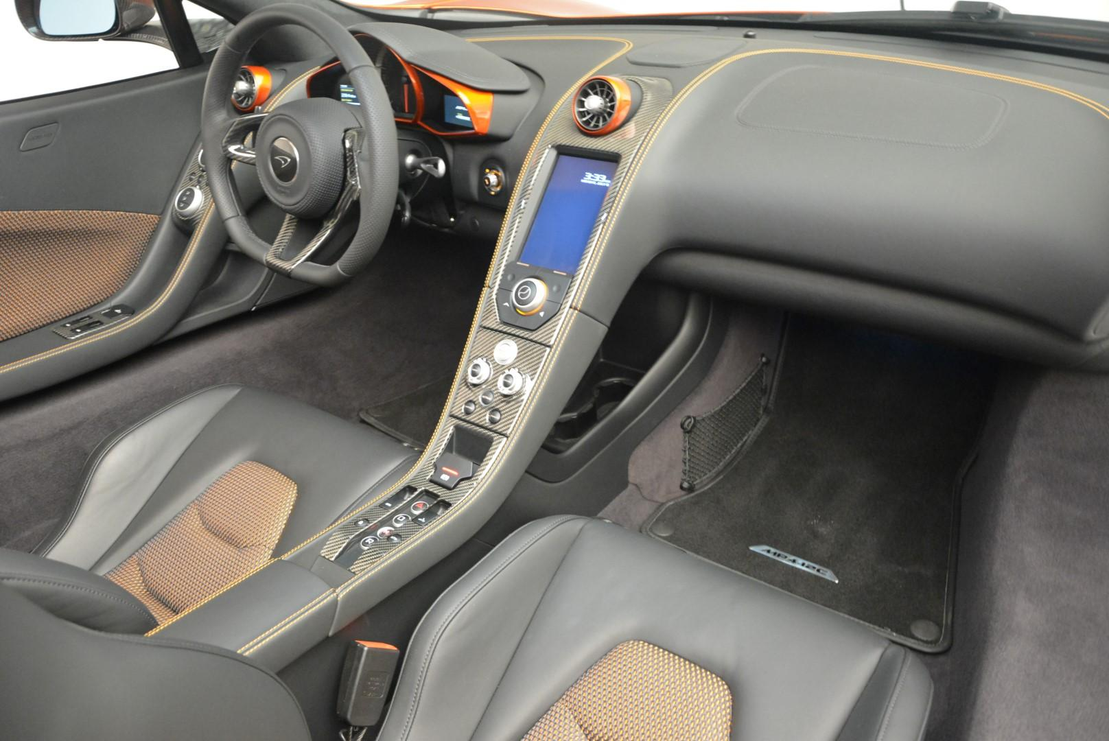 Used 2013 McLaren MP4-12C Base For Sale In Westport, CT 66_p25