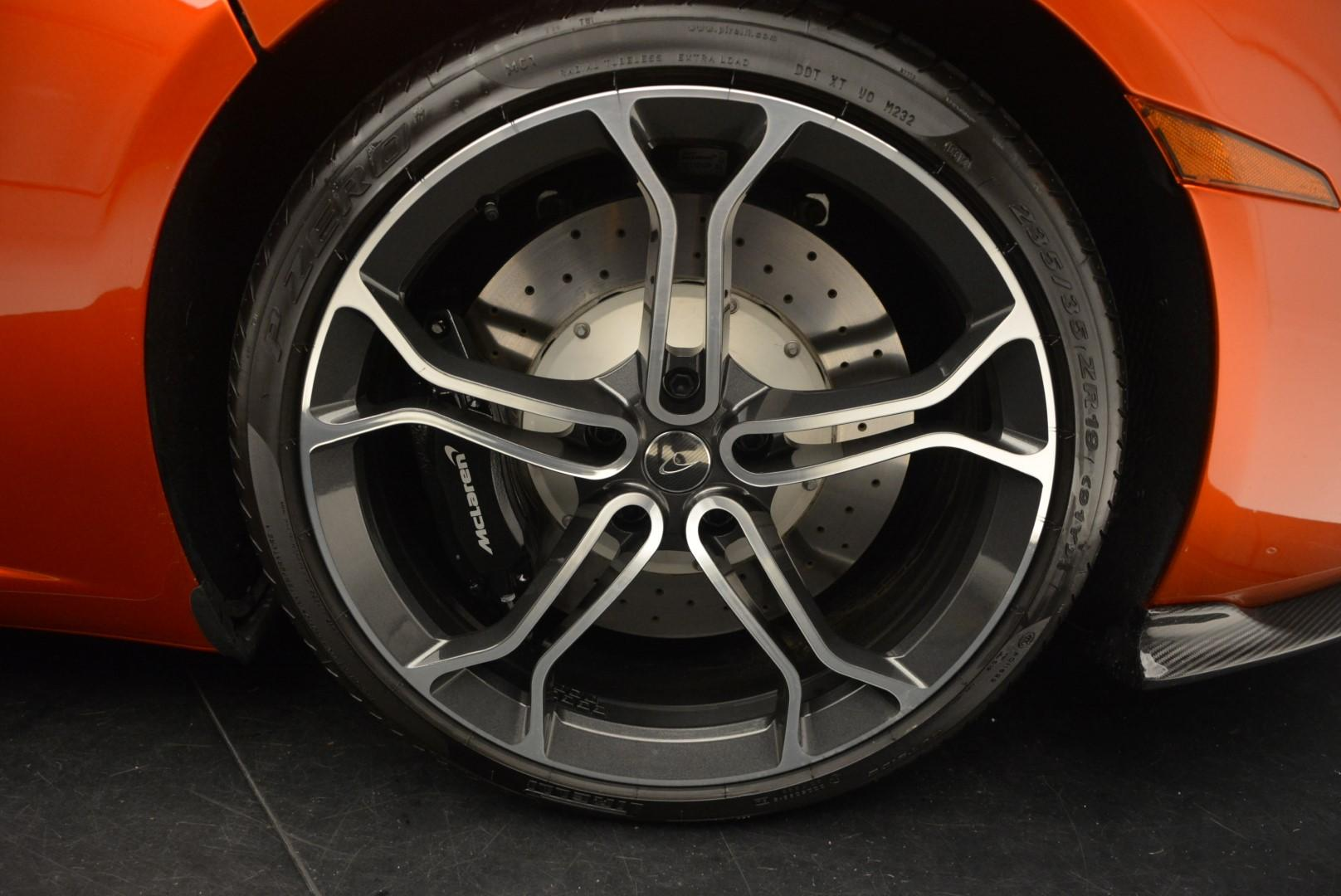 Used 2013 McLaren MP4-12C Base For Sale In Westport, CT 66_p29