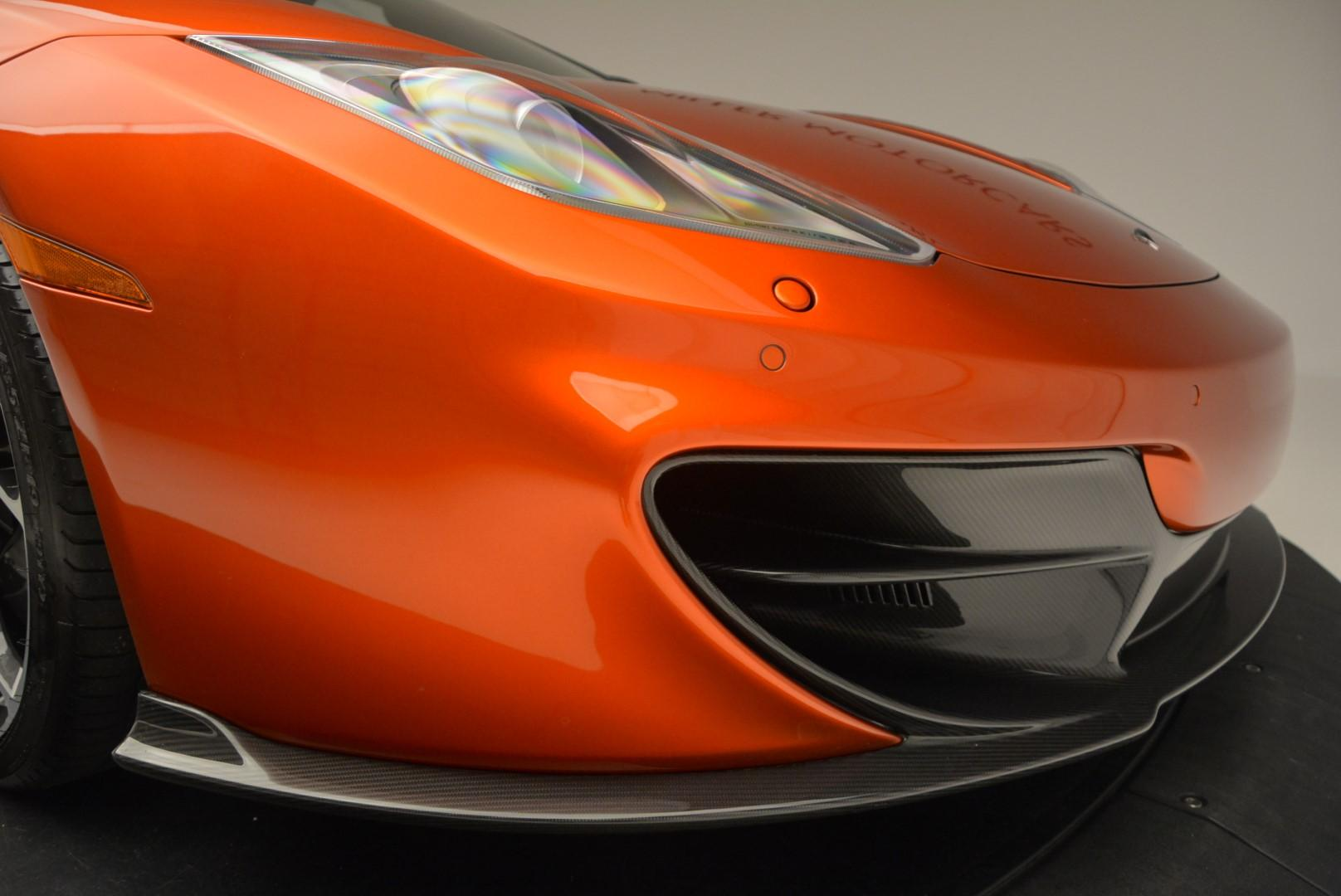 Used 2013 McLaren MP4-12C Base For Sale In Westport, CT 66_p30