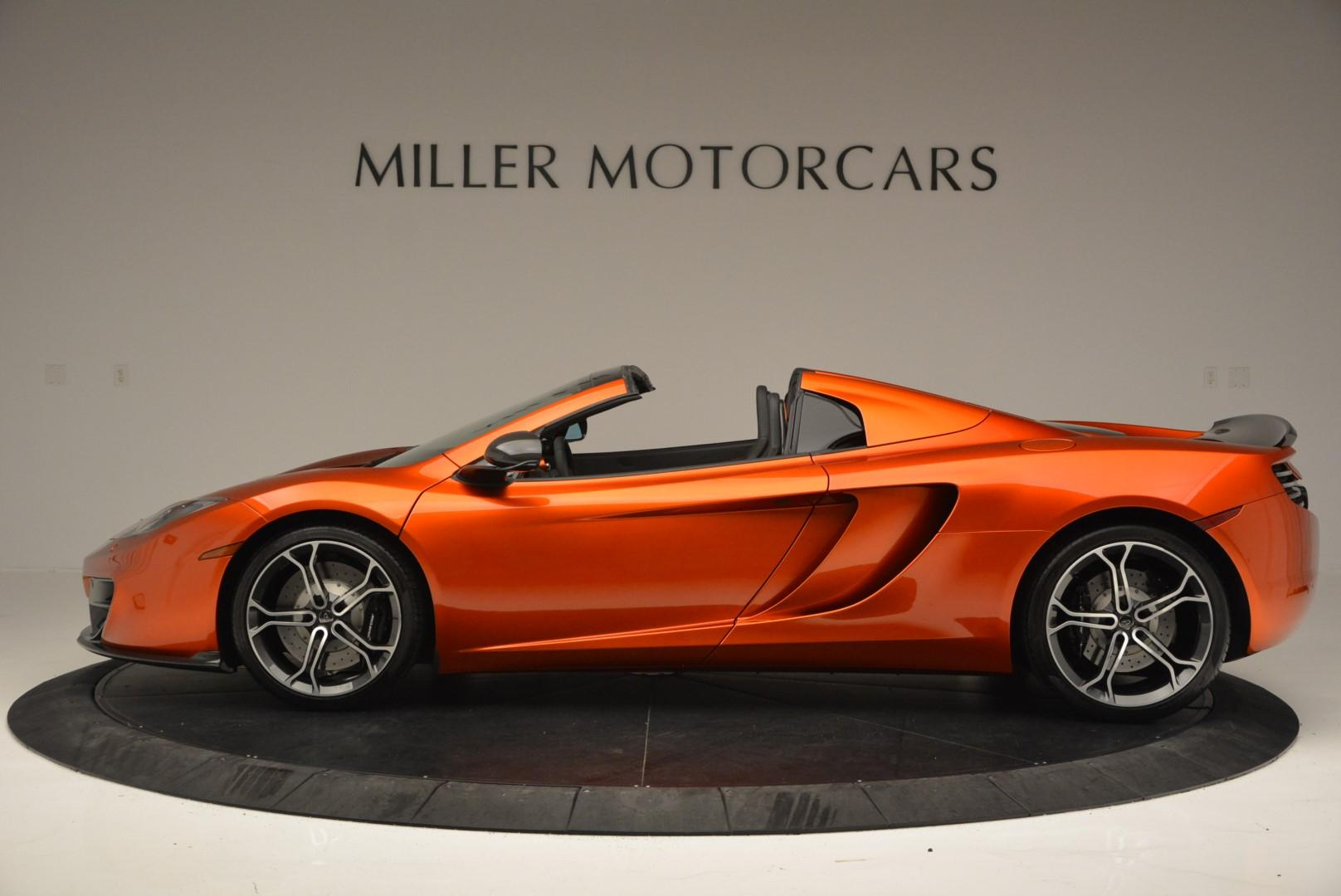 Used 2013 McLaren MP4-12C Base For Sale In Westport, CT 66_p3
