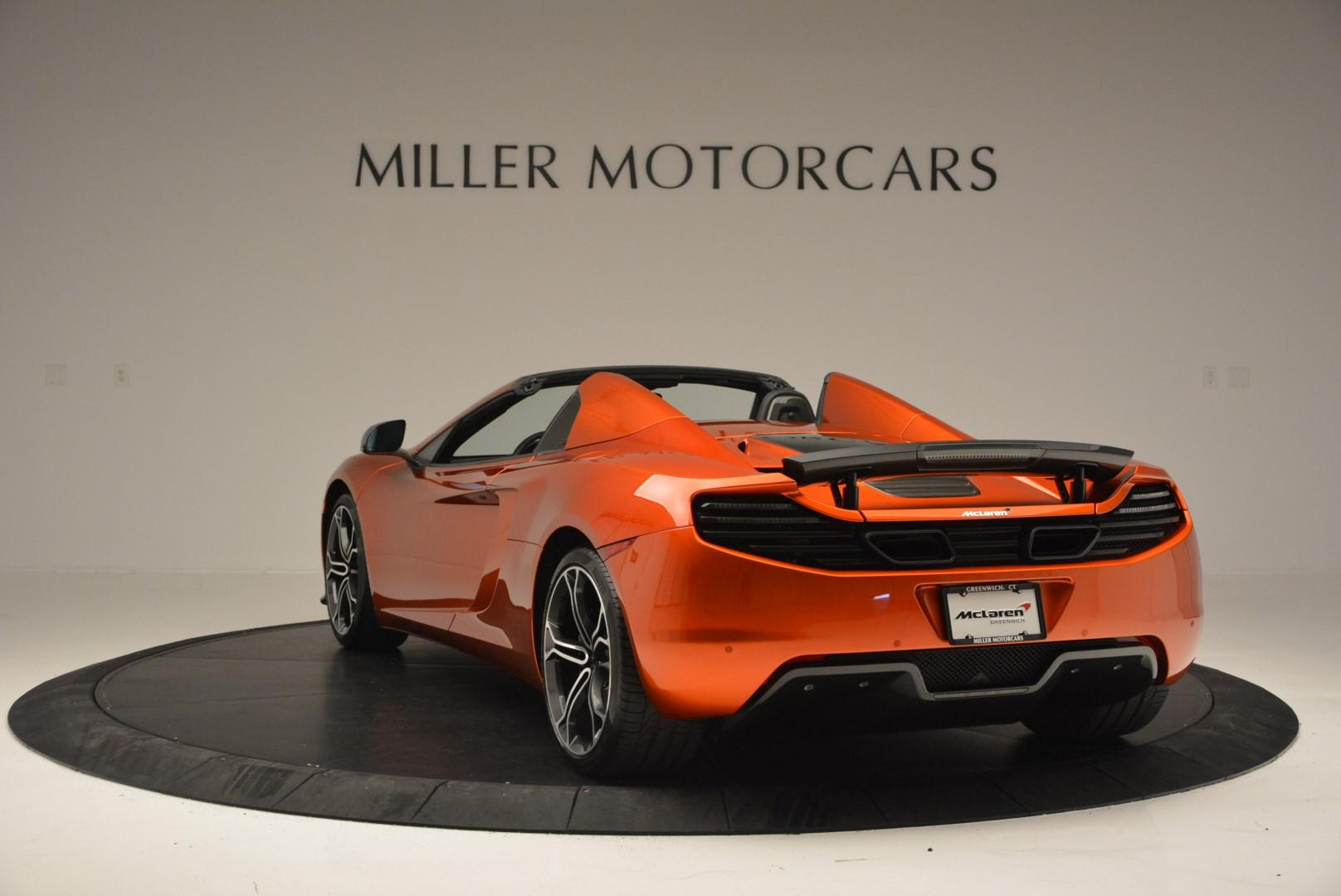 Used 2013 McLaren MP4-12C Base For Sale In Westport, CT 66_p5