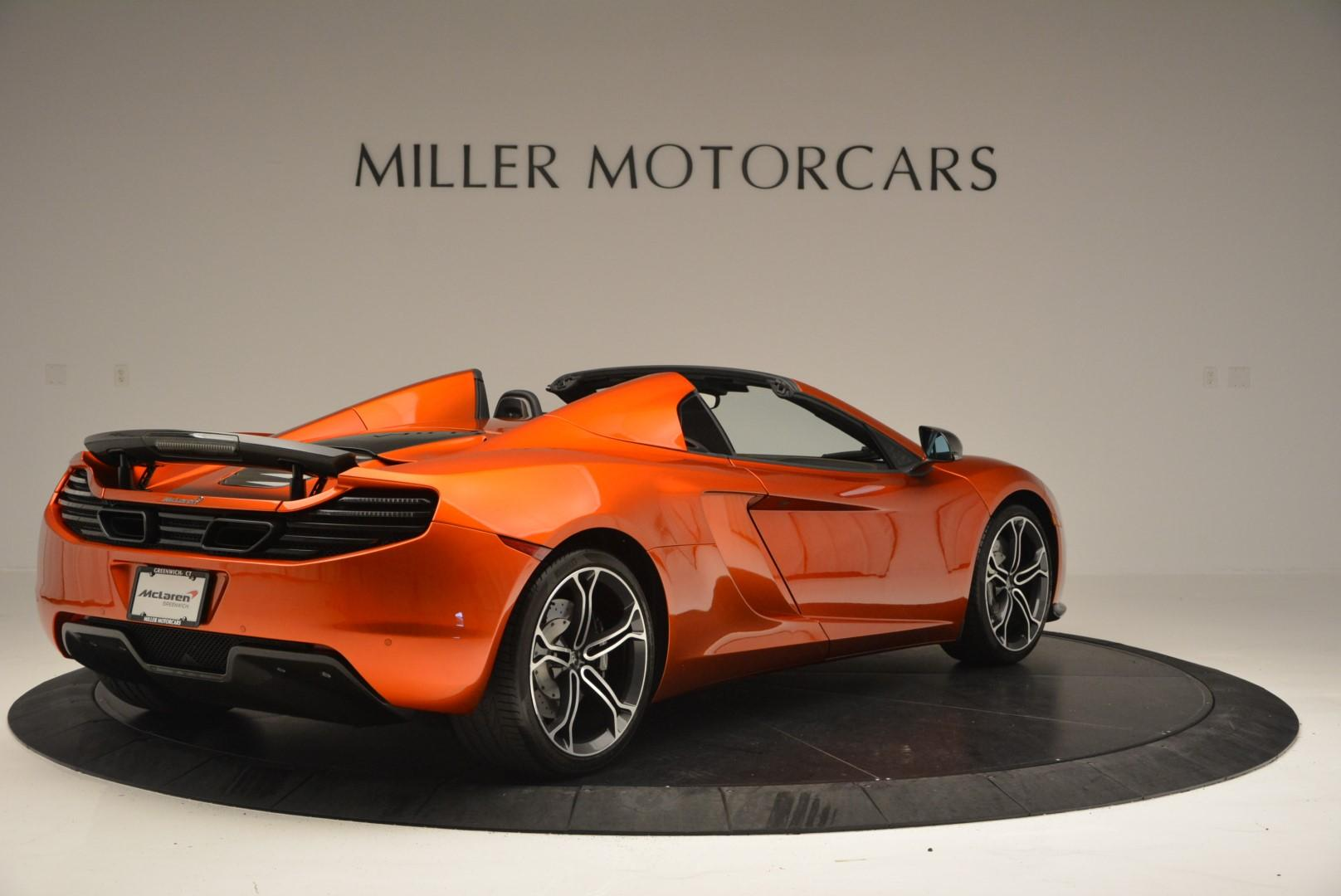 Used 2013 McLaren MP4-12C Base For Sale In Westport, CT 66_p7