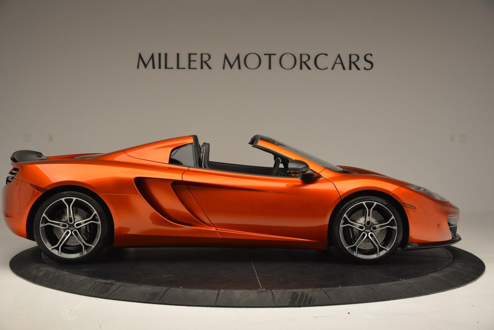 Used 2013 McLaren MP4-12C Base For Sale In Westport, CT 66_p9