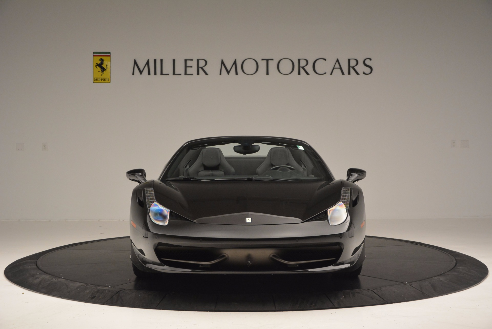 Used 2015 Ferrari 458 Spider  For Sale In Westport, CT 660_p12