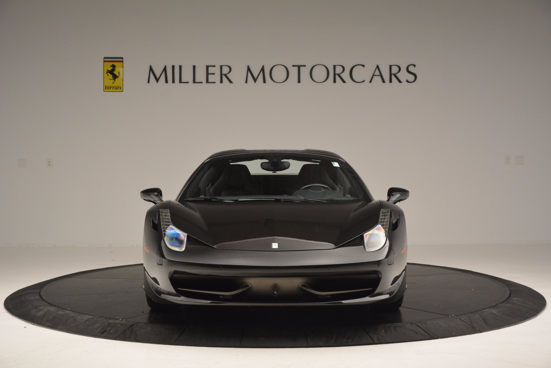 Used 2015 Ferrari 458 Spider  For Sale In Westport, CT 660_p24