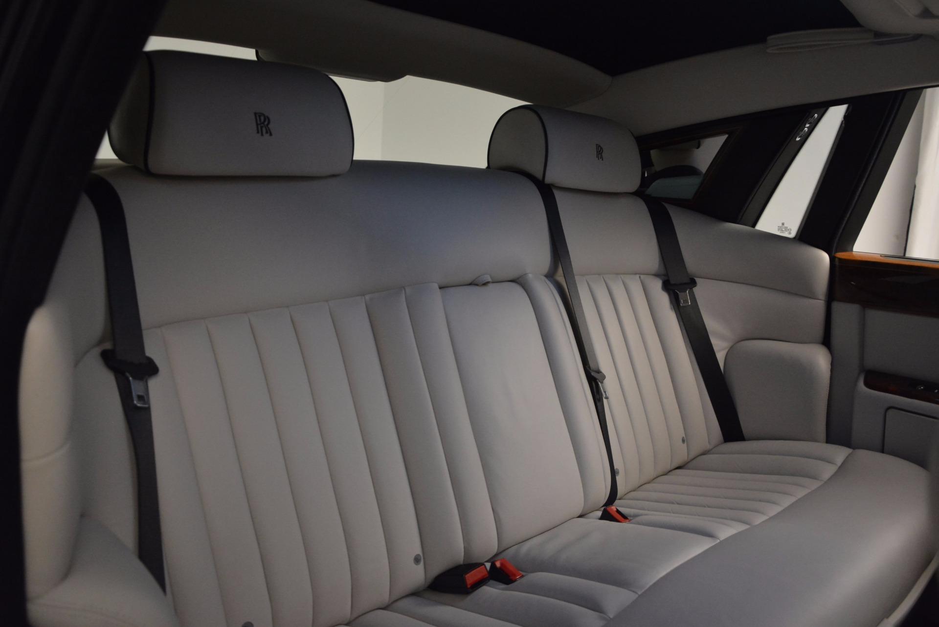Used 2011 Rolls-Royce Phantom  For Sale In Westport, CT 661_p20