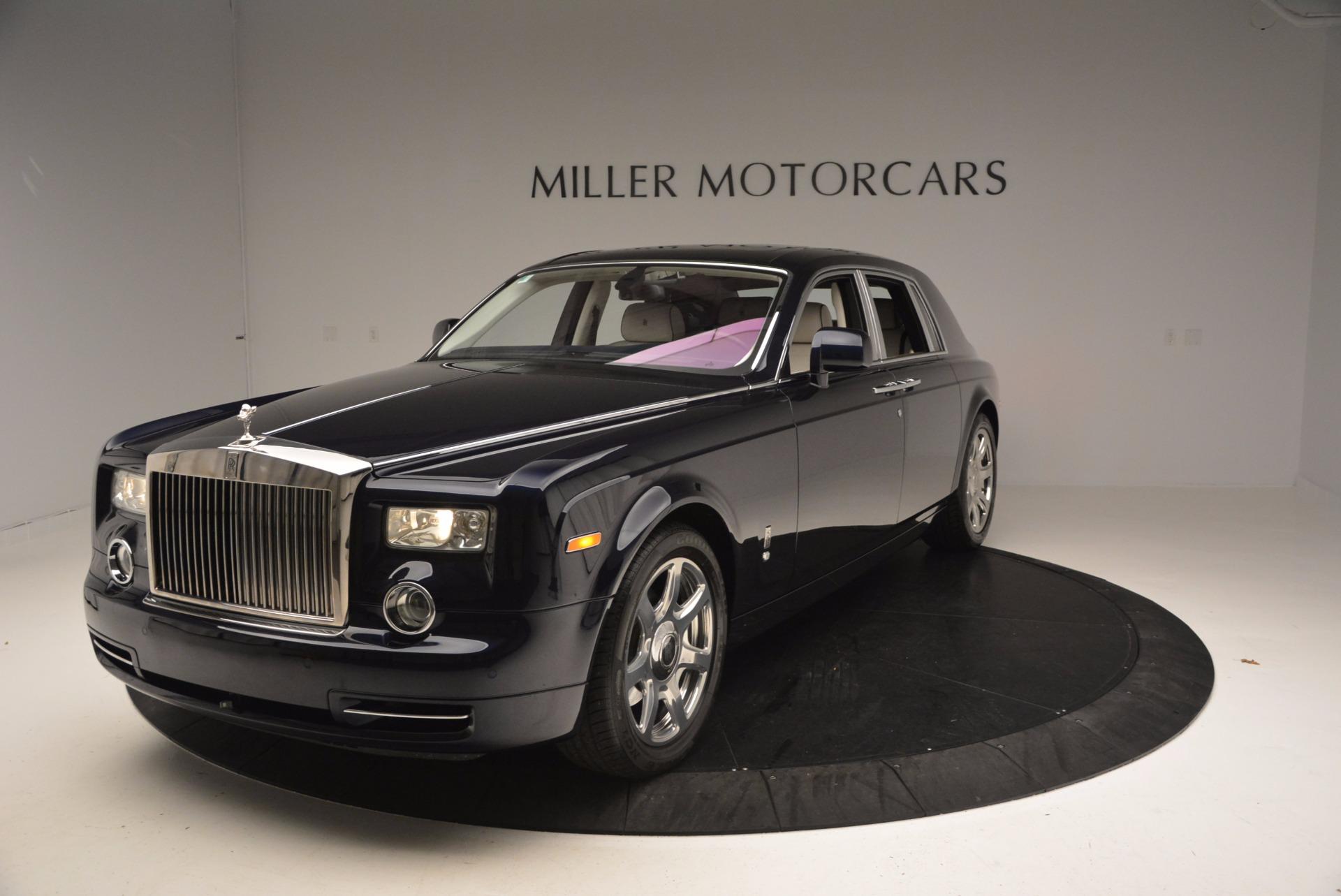 Used 2011 Rolls-Royce Phantom  For Sale In Westport, CT 661_p2
