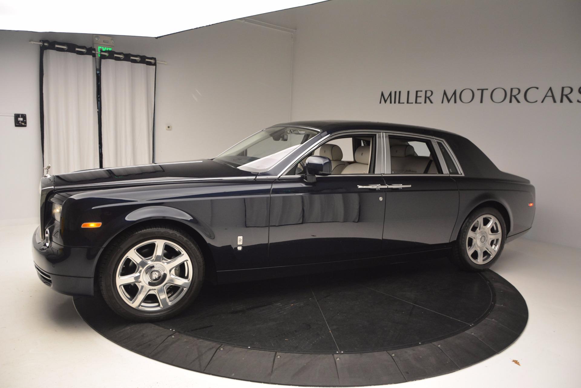 Used 2011 Rolls-Royce Phantom  For Sale In Westport, CT 661_p3