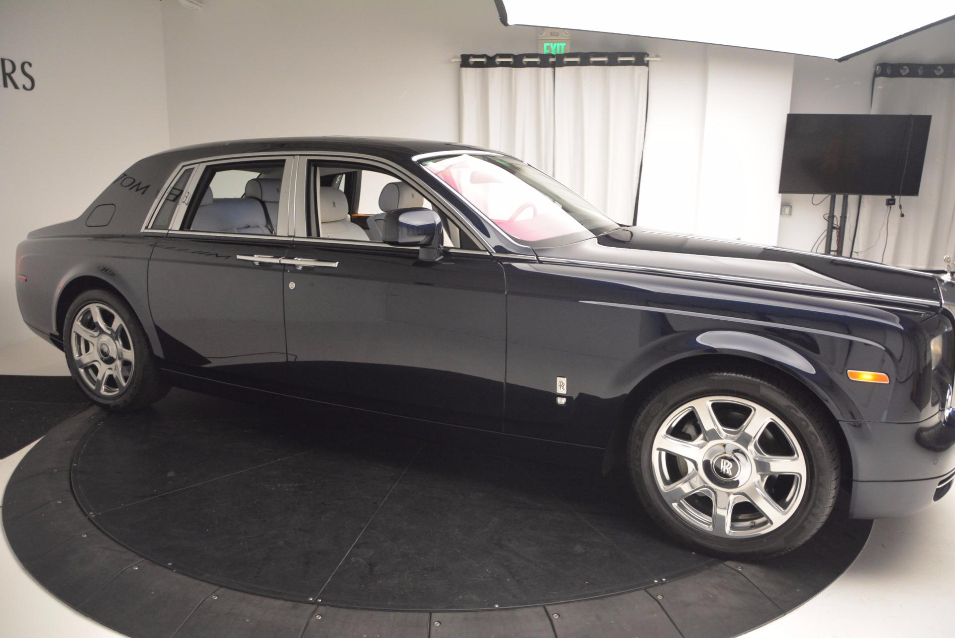 Used 2011 Rolls-Royce Phantom  For Sale In Westport, CT 661_p7