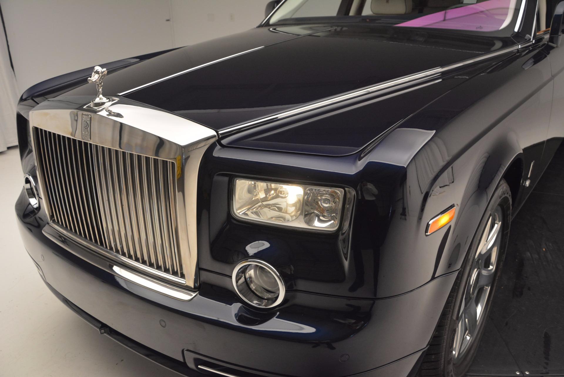 Used 2011 Rolls-Royce Phantom  For Sale In Westport, CT 661_p8