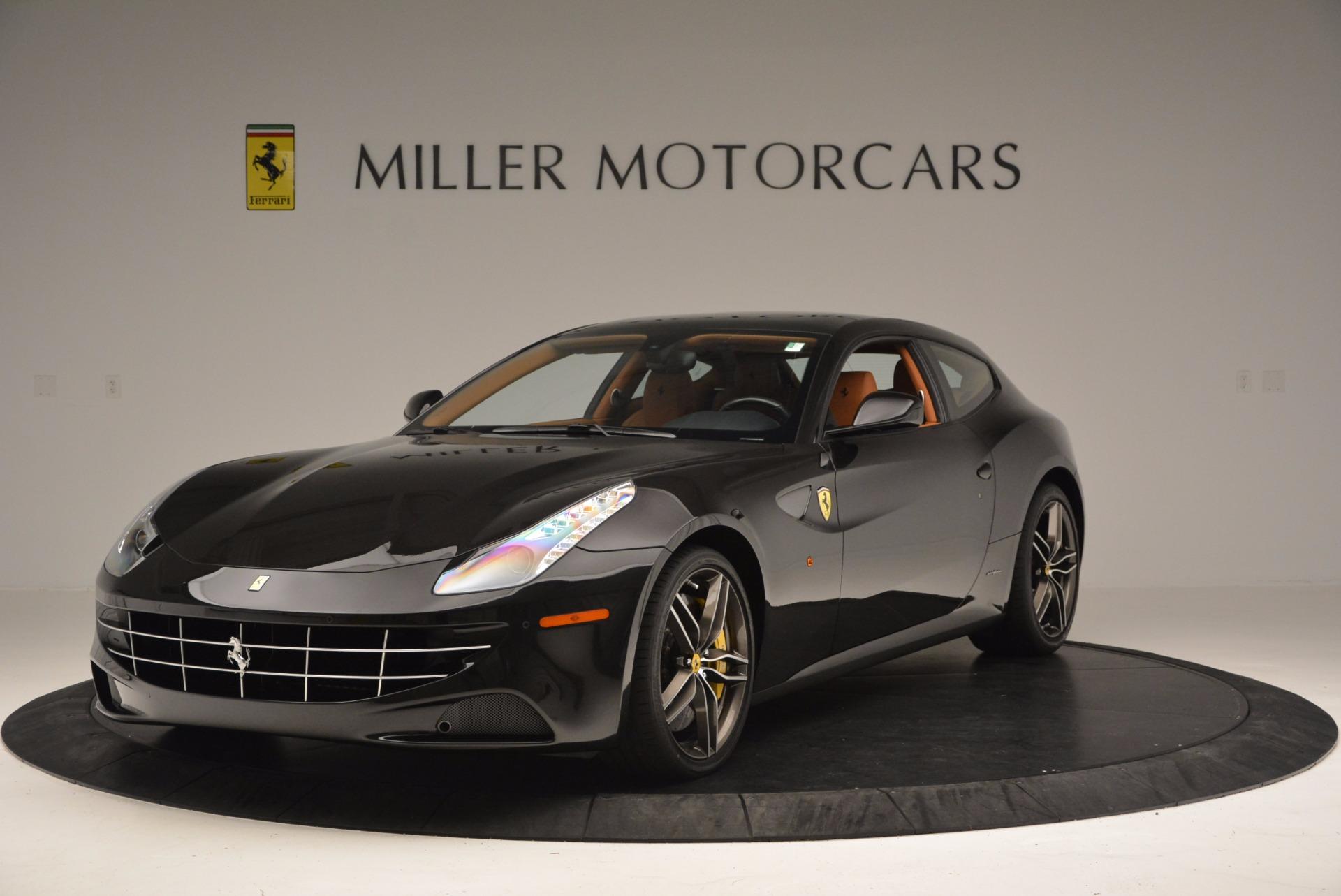 Used 2014 Ferrari FF  For Sale In Westport, CT 662_main