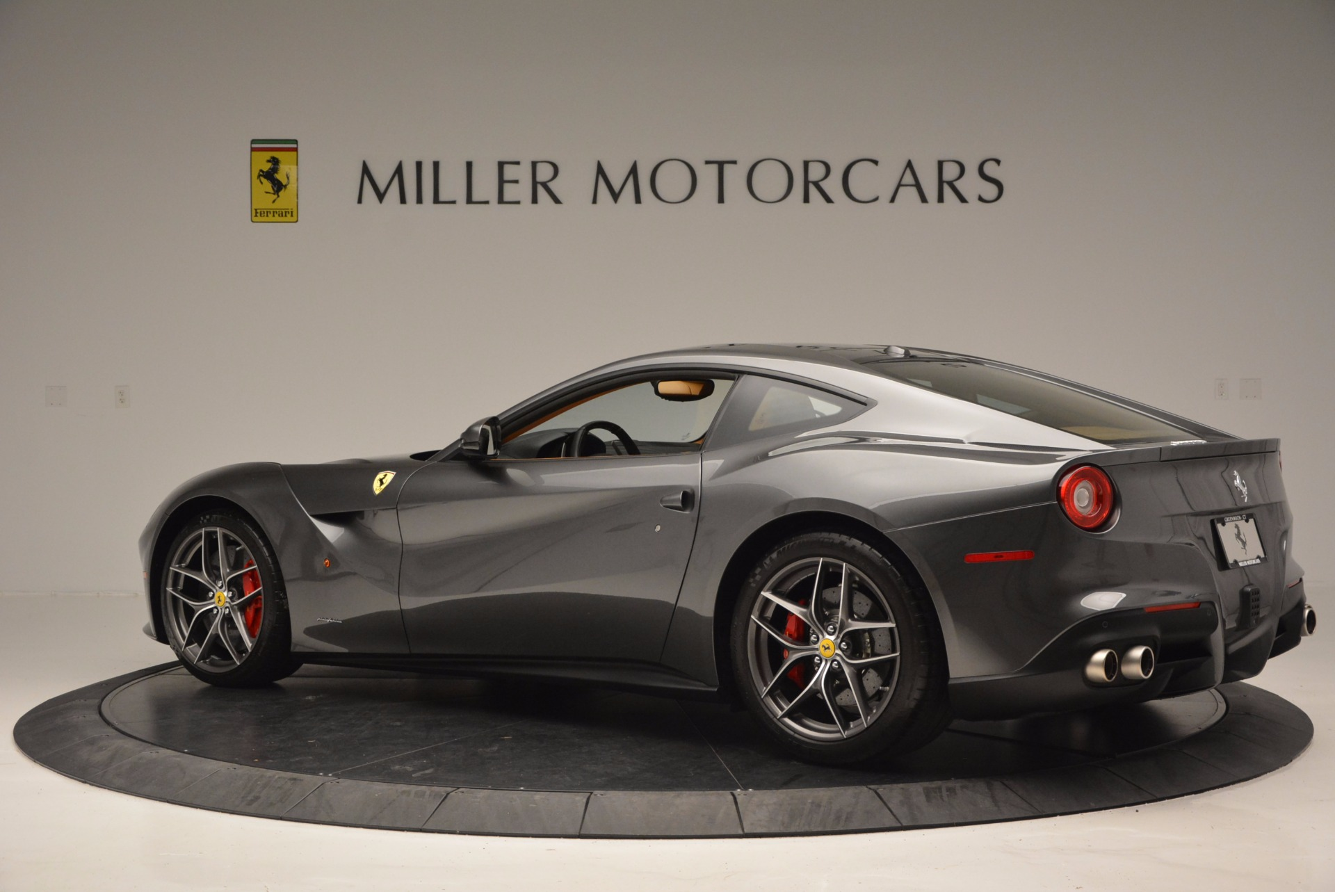 Used 2014 Ferrari F12 Berlinetta  For Sale In Westport, CT 664_p4