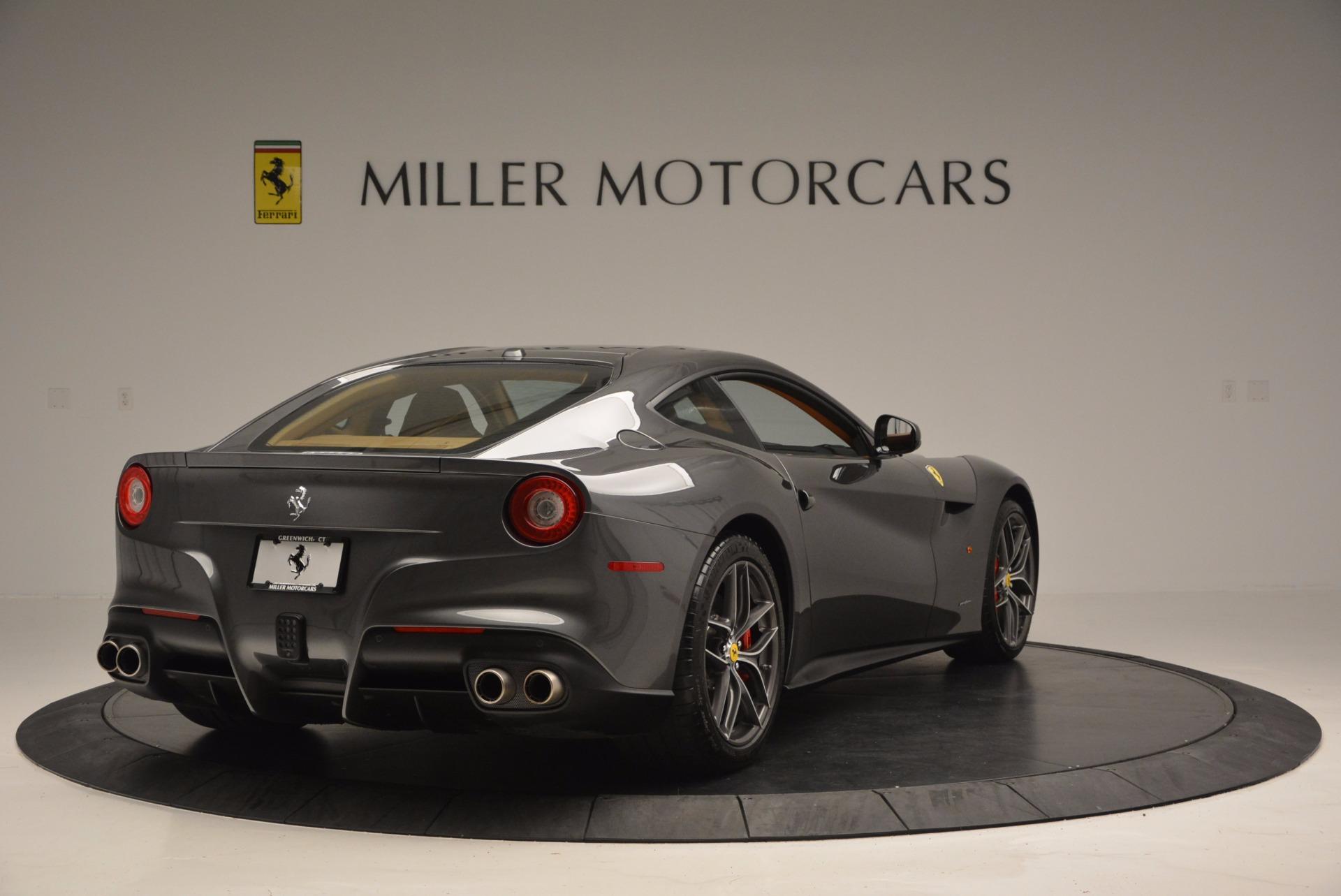 Used 2014 Ferrari F12 Berlinetta  For Sale In Westport, CT 664_p7