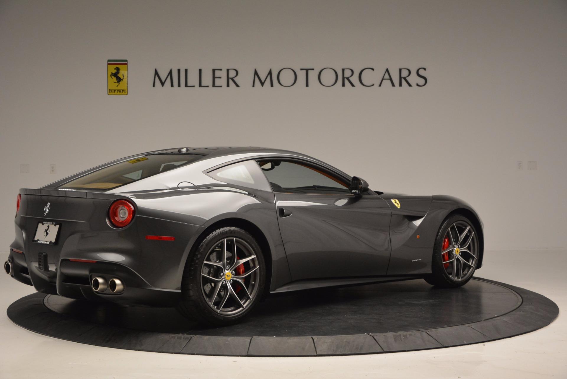 Used 2014 Ferrari F12 Berlinetta  For Sale In Westport, CT 664_p8