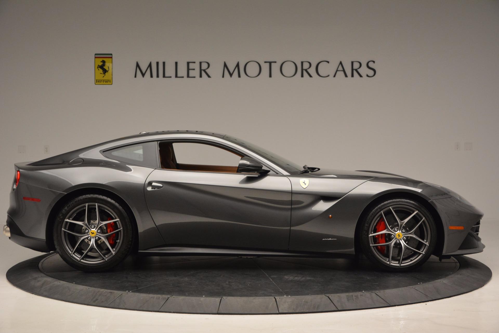 Used 2014 Ferrari F12 Berlinetta  For Sale In Westport, CT 664_p9