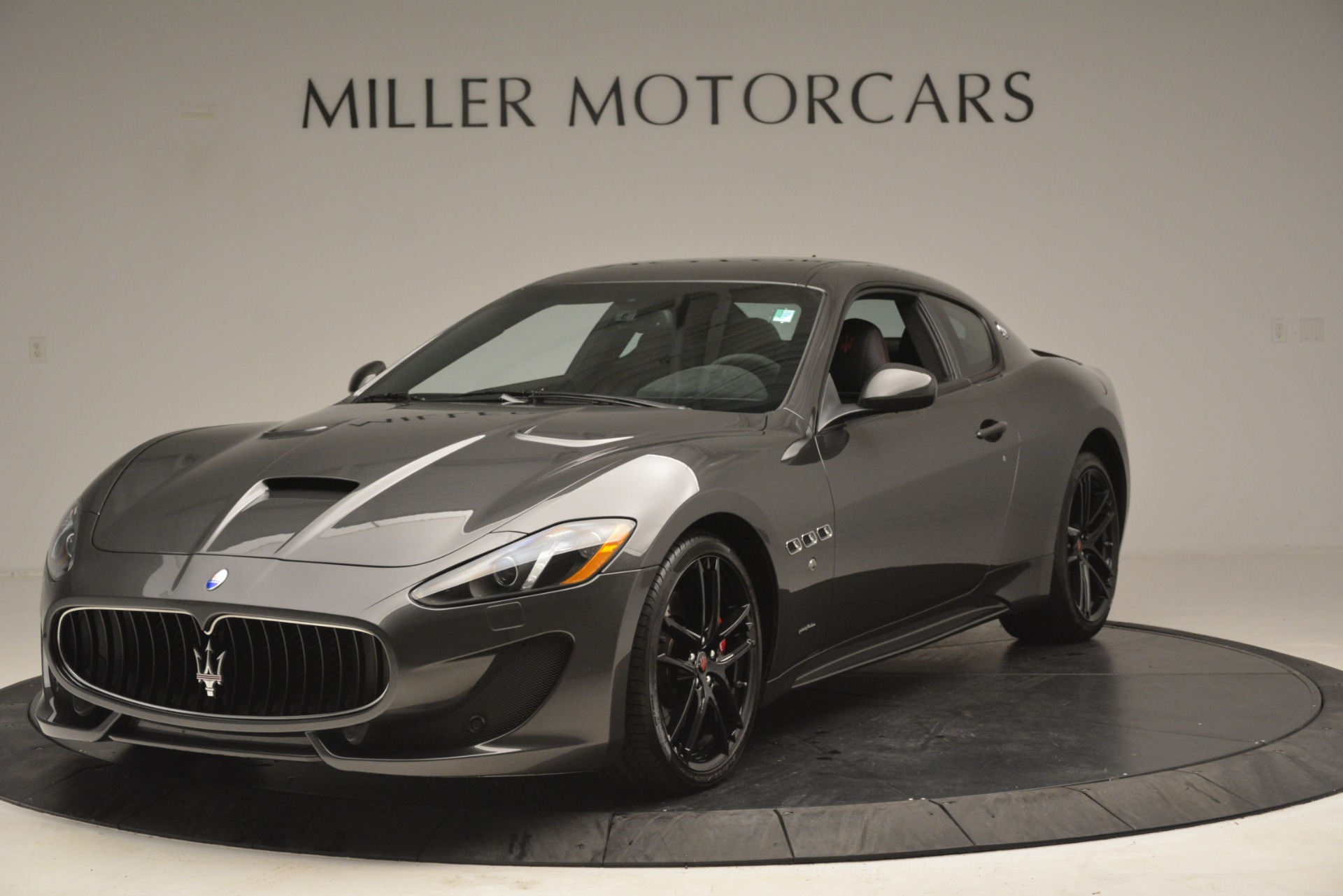 used 2017 maserati granturismo gt sport special edition westport ct. Black Bedroom Furniture Sets. Home Design Ideas