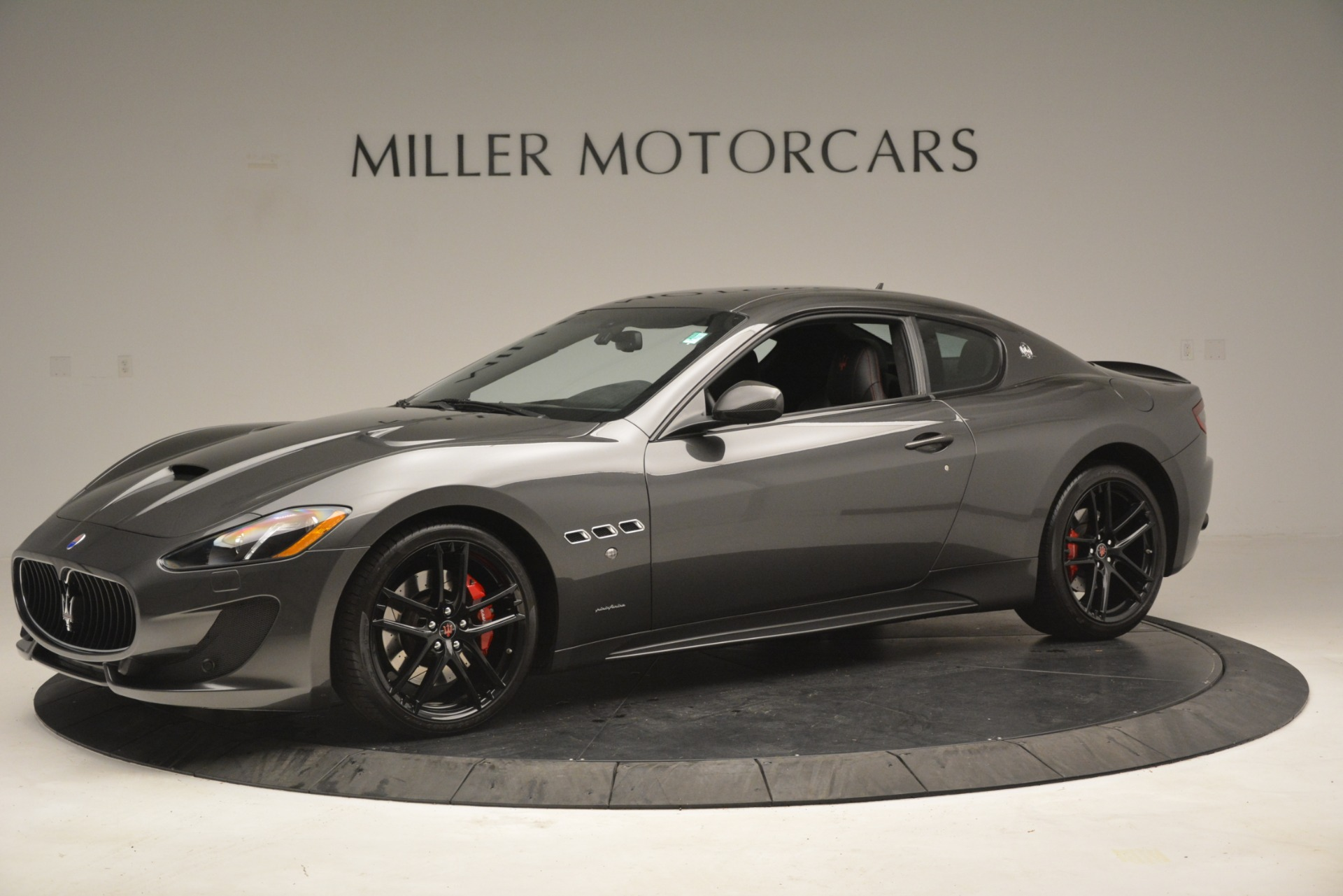 Used 2017 Maserati GranTurismo GT Sport Special Edition For Sale In Westport, CT 665_p2