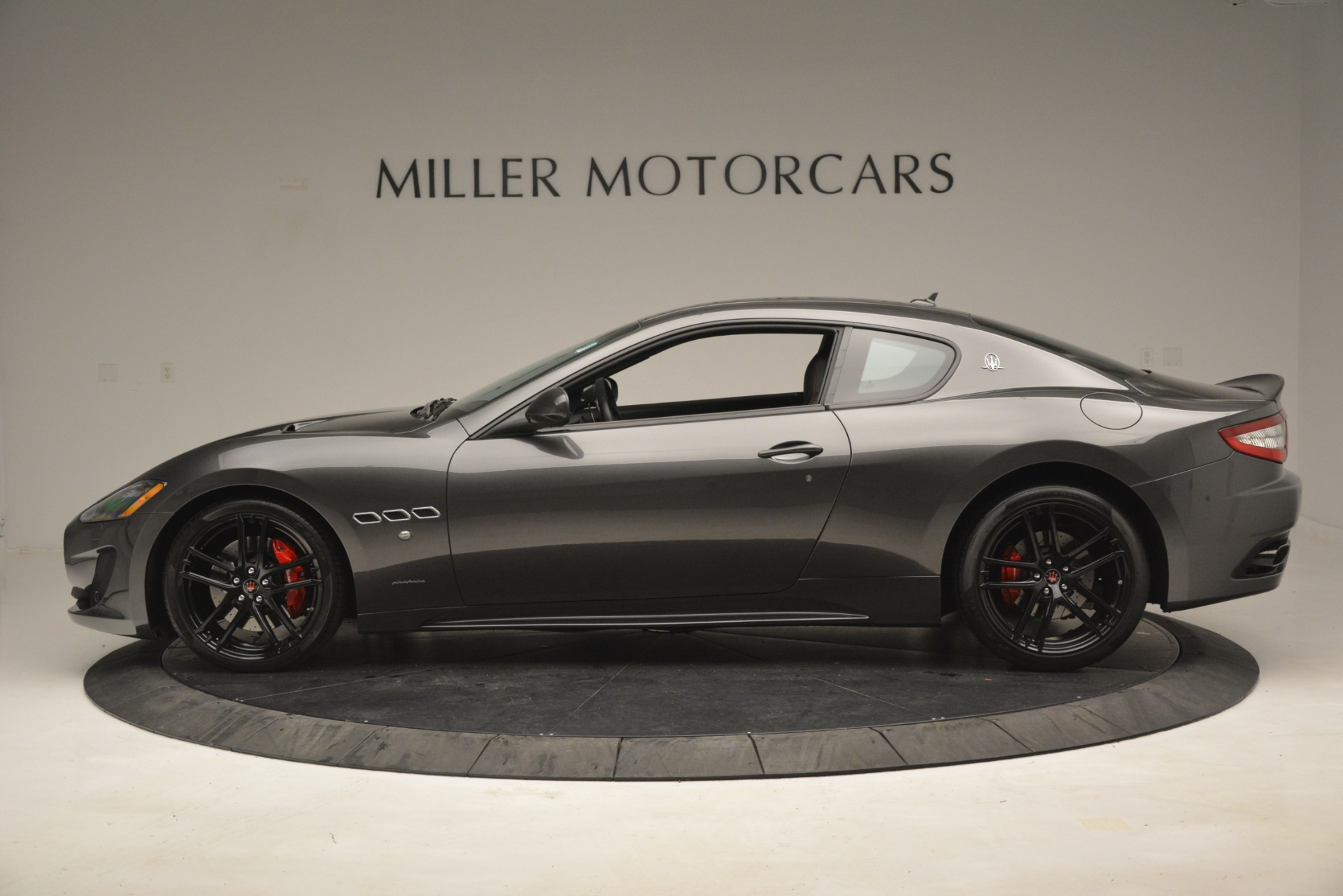 Used 2017 Maserati GranTurismo GT Sport Special Edition For Sale In Westport, CT 665_p3
