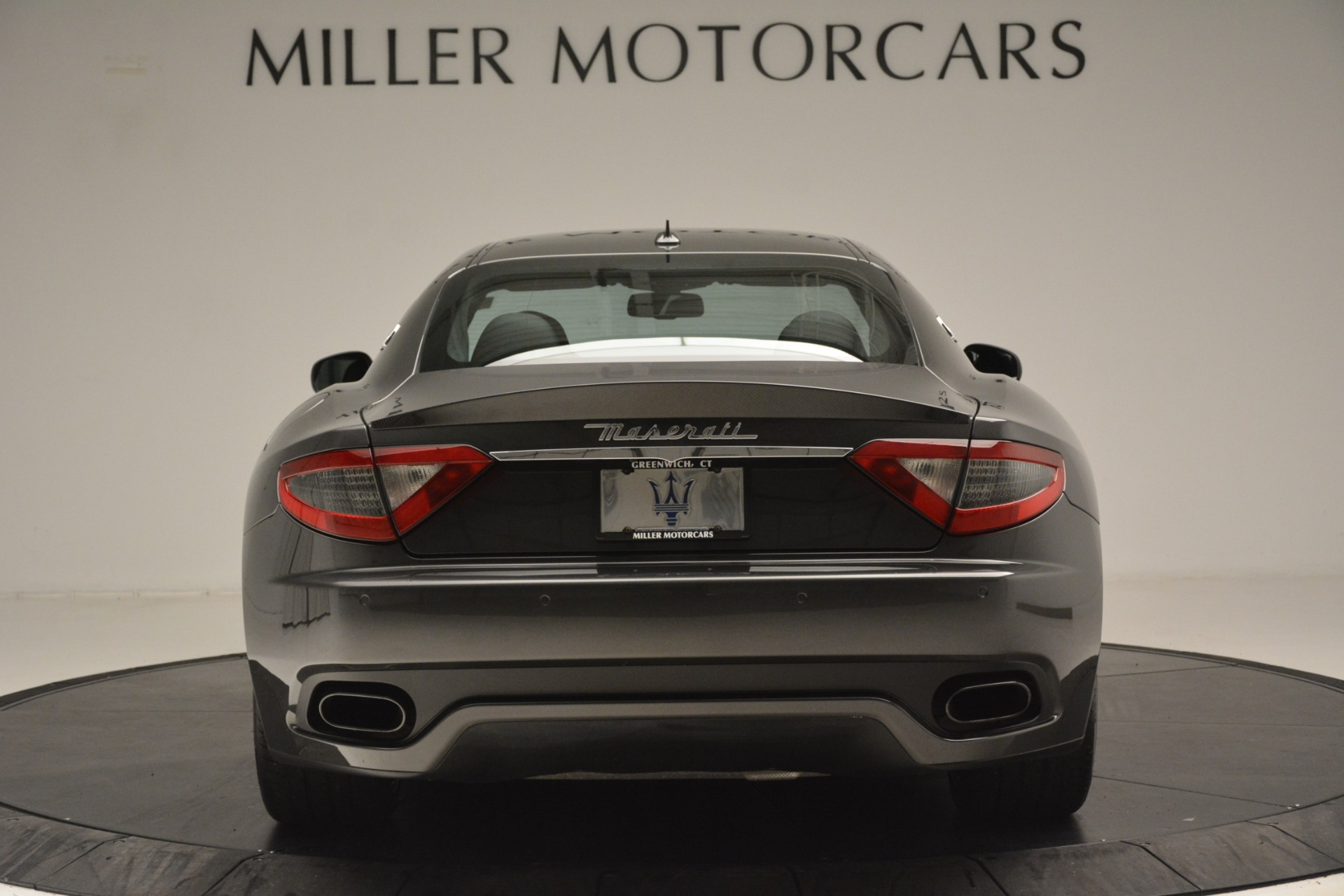 Used 2017 Maserati GranTurismo GT Sport Special Edition For Sale In Westport, CT 665_p6