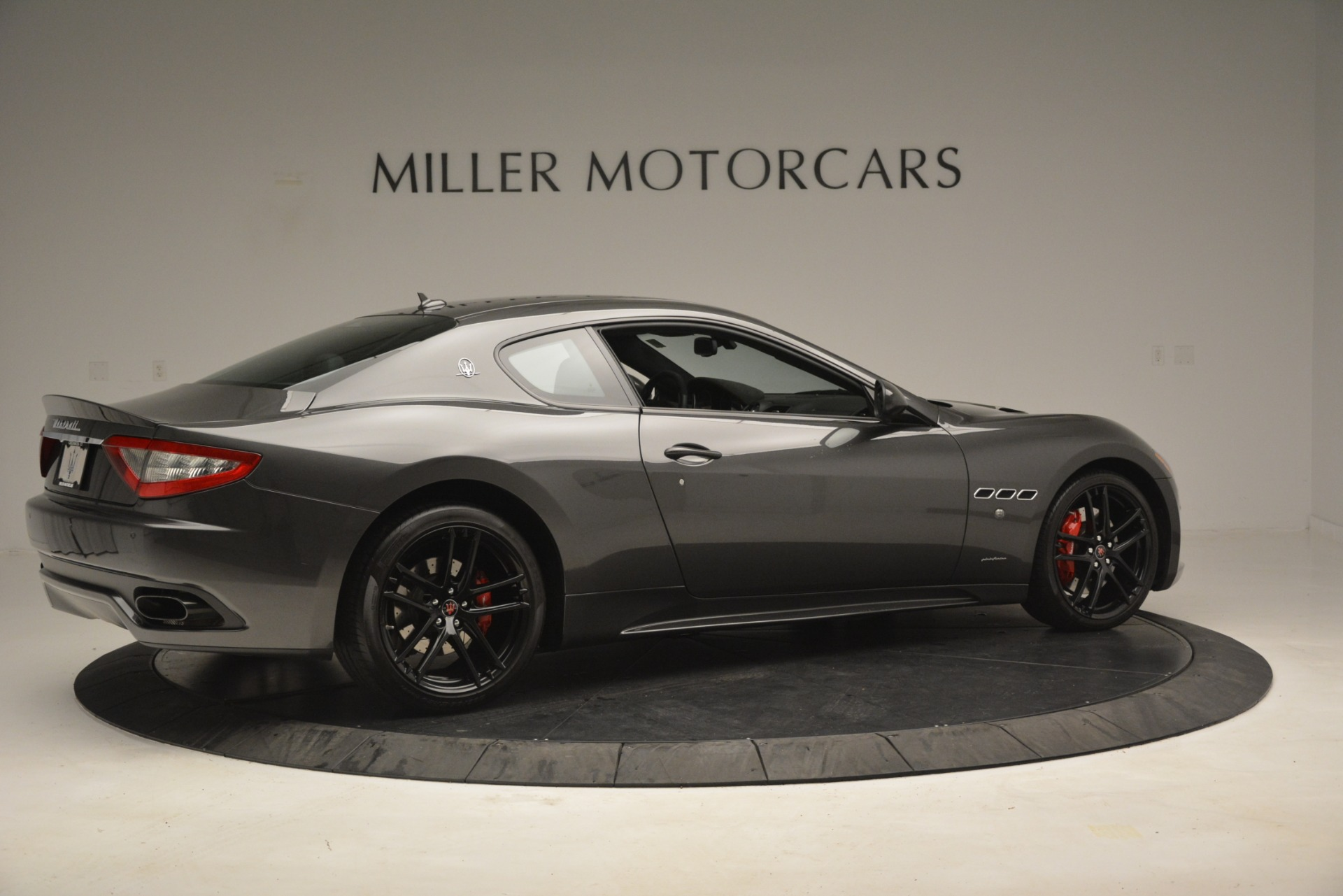 Used 2017 Maserati GranTurismo GT Sport Special Edition For Sale In Westport, CT 665_p8