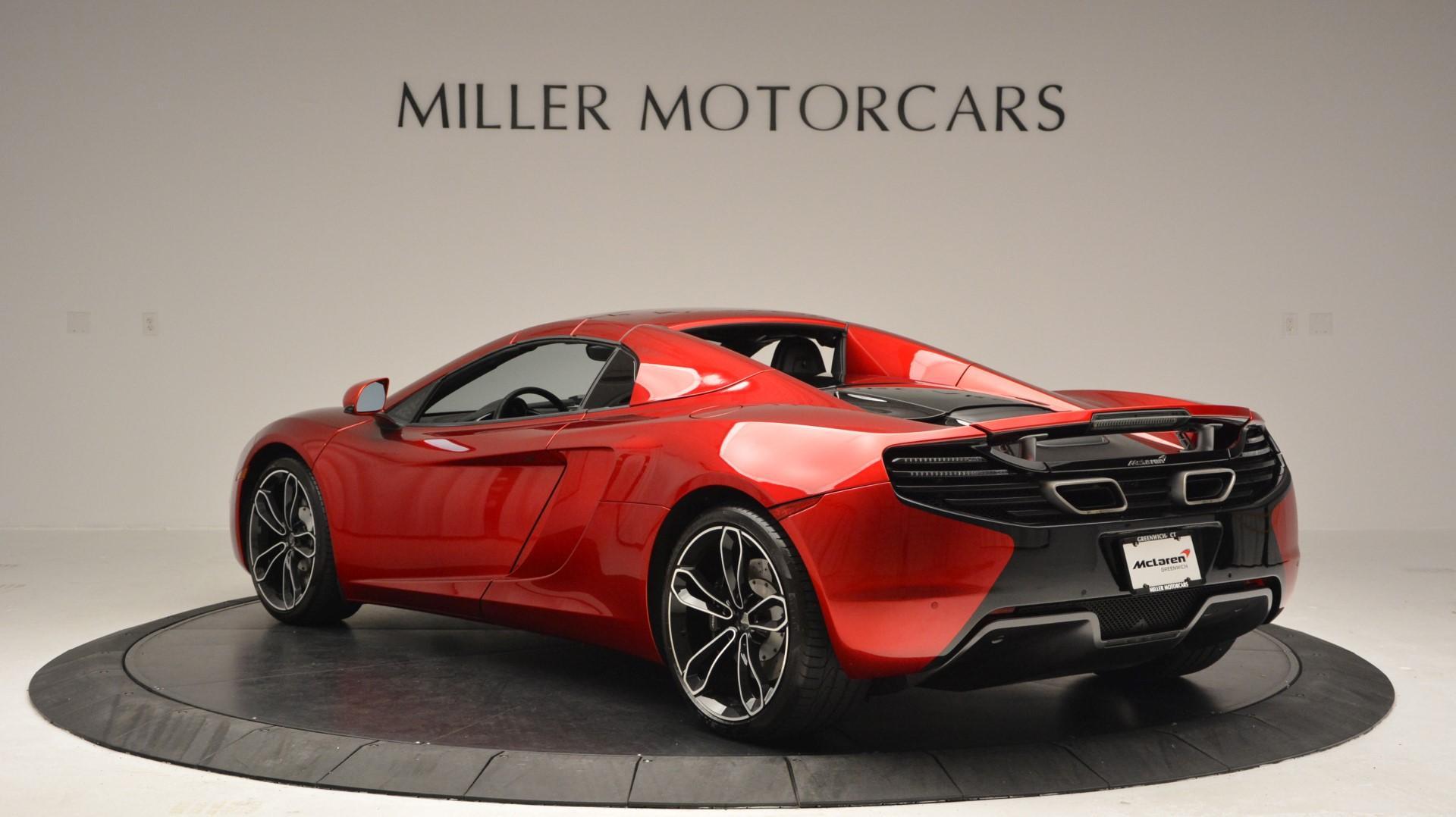 Used 2013 McLaren 12C Spider  For Sale In Westport, CT 67_p17