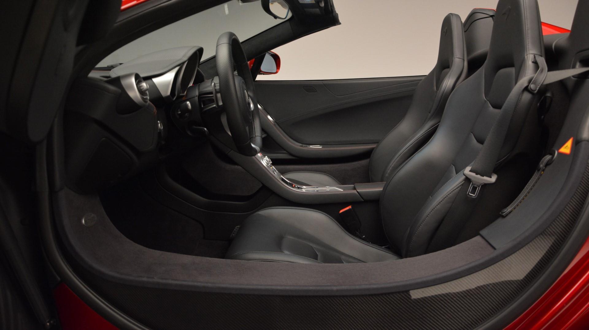 Used 2013 McLaren 12C Spider  For Sale In Westport, CT 67_p23