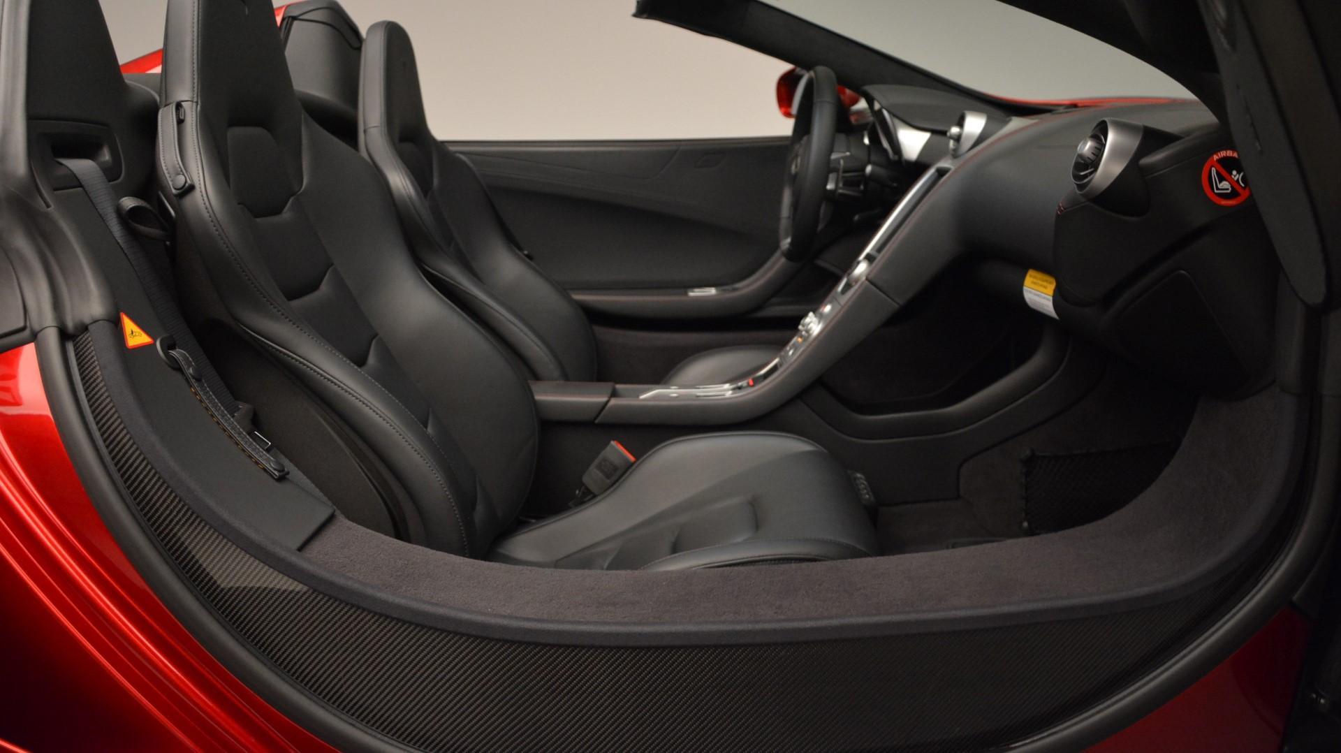 Used 2013 McLaren 12C Spider  For Sale In Westport, CT 67_p27