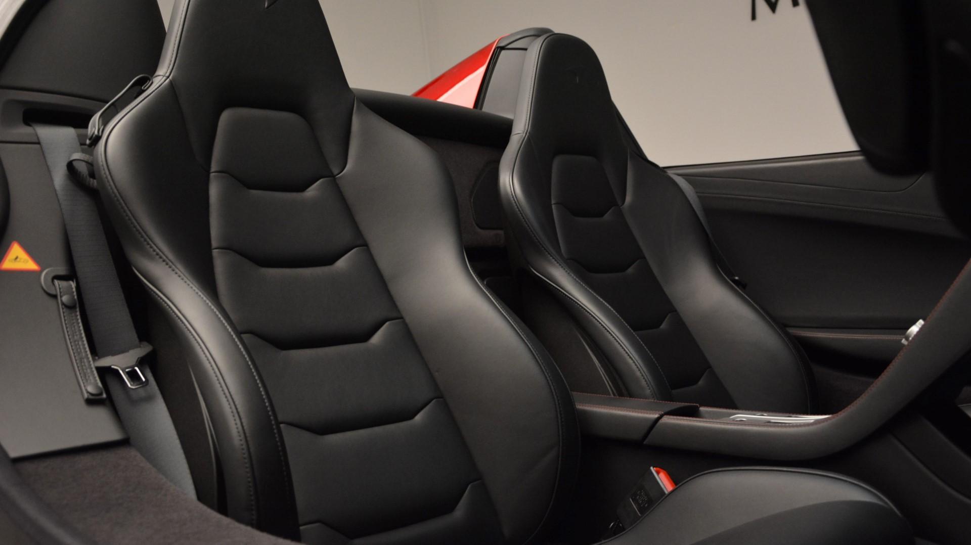 Used 2013 McLaren 12C Spider  For Sale In Westport, CT 67_p28