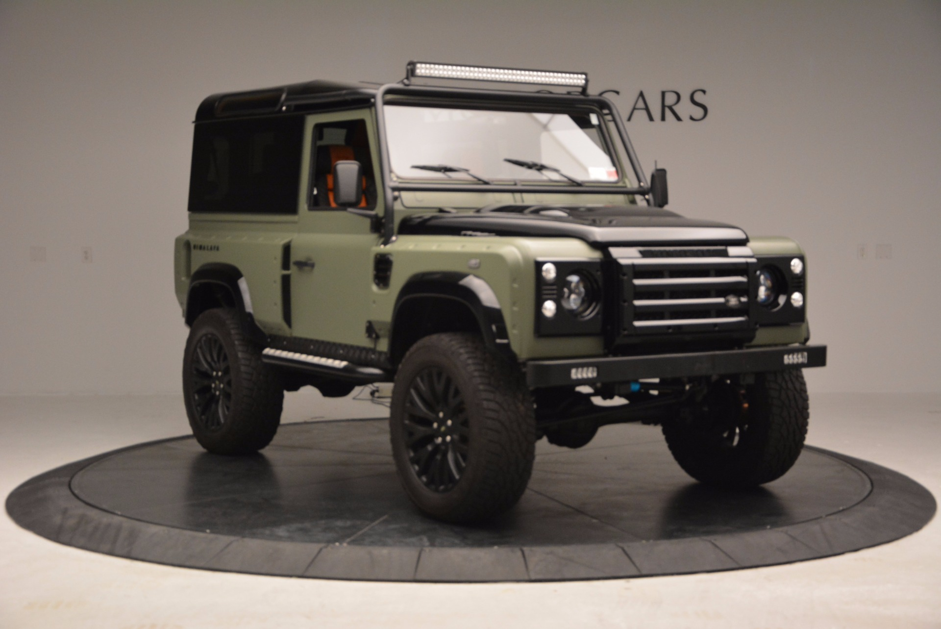 Used 1997 Land Rover Defender 90 For Sale In Westport, CT 670_p11