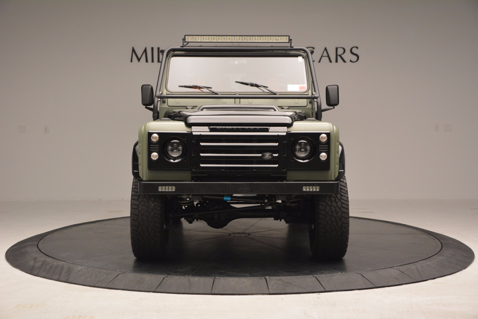 Used 1997 Land Rover Defender 90 For Sale In Westport, CT 670_p12