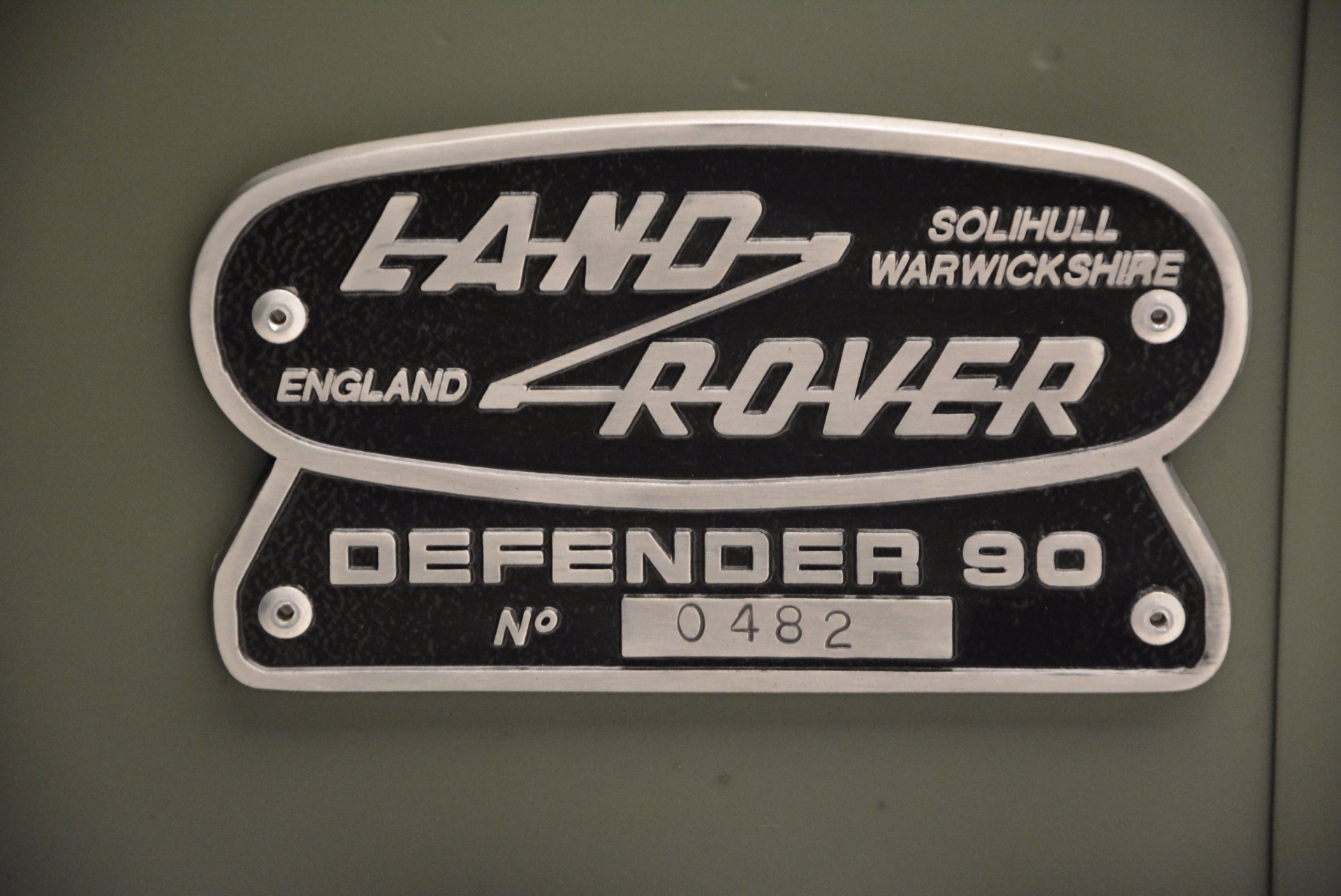 Used 1997 Land Rover Defender 90 For Sale In Westport, CT 670_p25