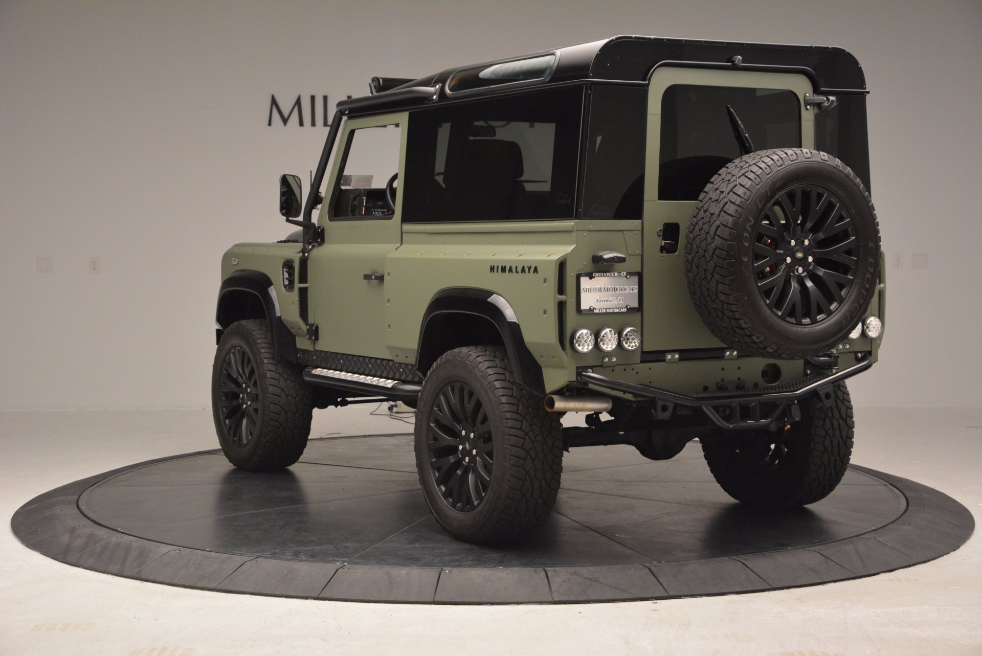 Used 1997 Land Rover Defender 90 For Sale In Westport, CT 670_p5