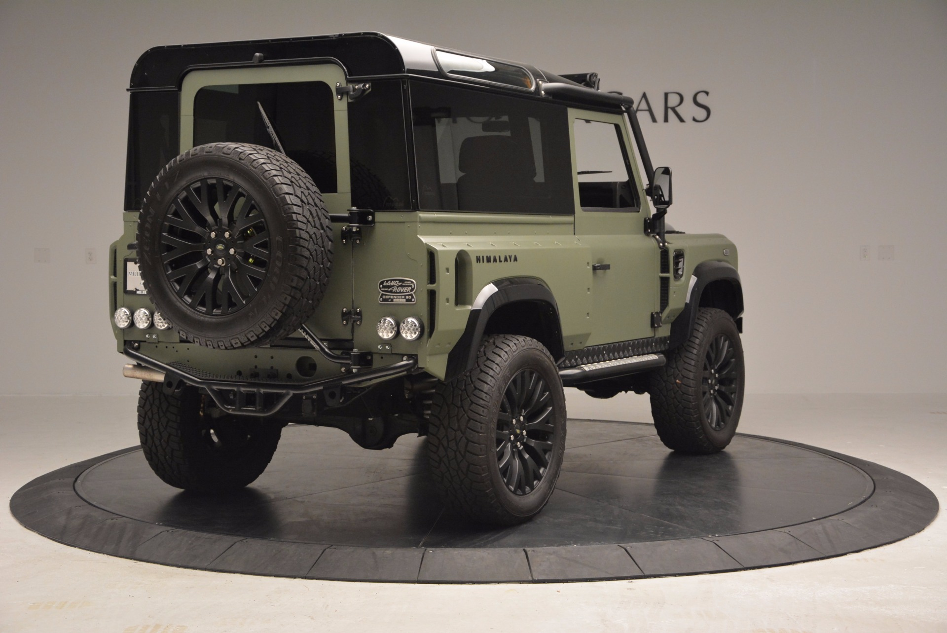 Used 1997 Land Rover Defender 90 For Sale In Westport, CT 670_p7