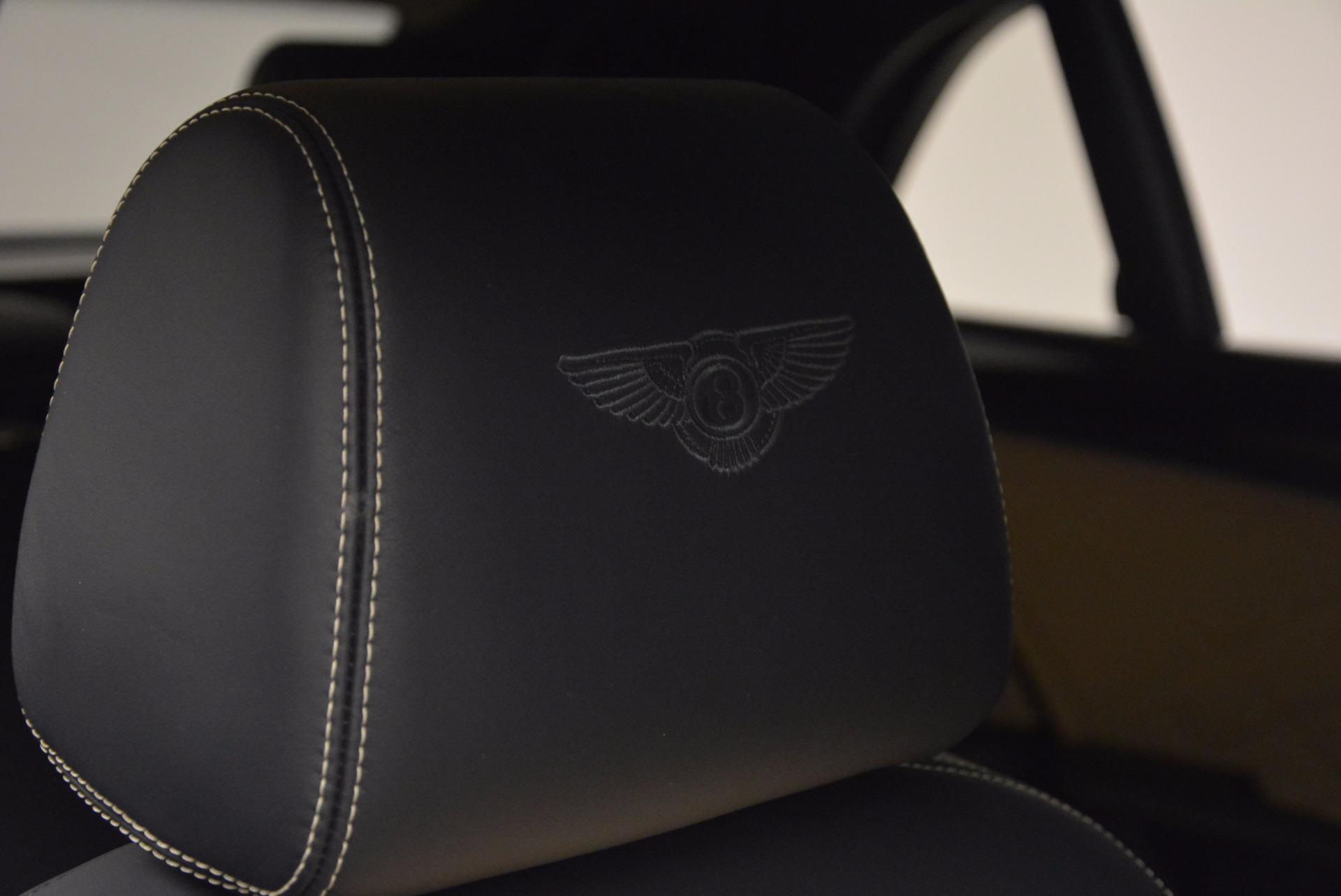 Used 2016 Bentley Mulsanne Speed For Sale In Westport, CT 671_p27