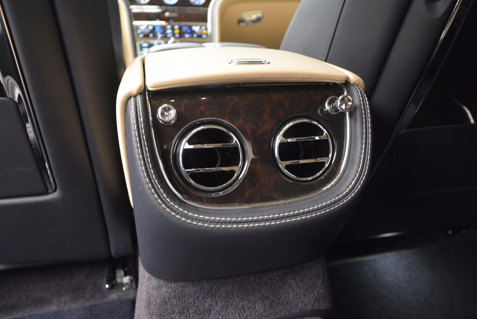 Used 2016 Bentley Mulsanne Speed For Sale In Westport, CT 671_p37