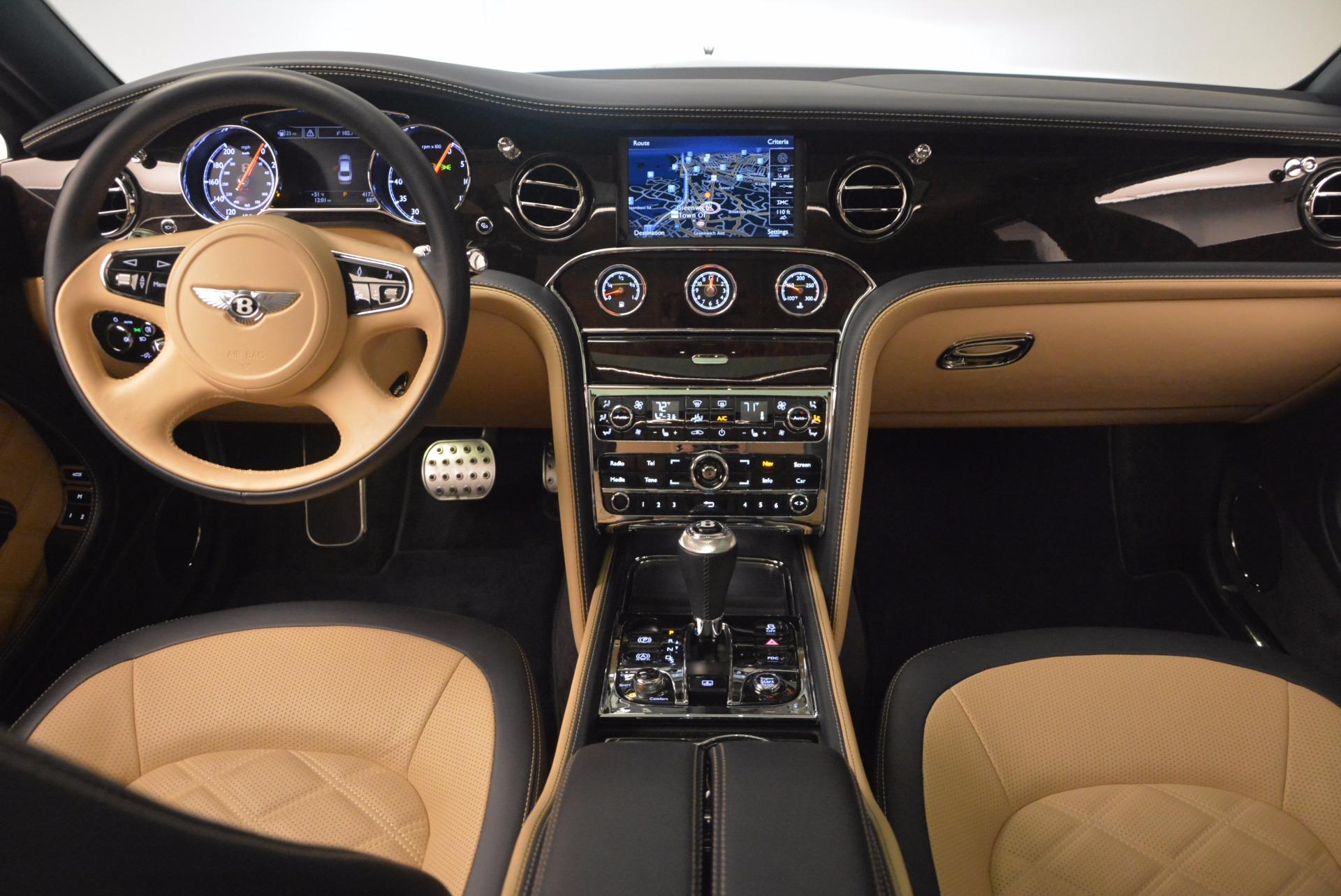 Used 2016 Bentley Mulsanne Speed For Sale In Westport, CT 671_p38