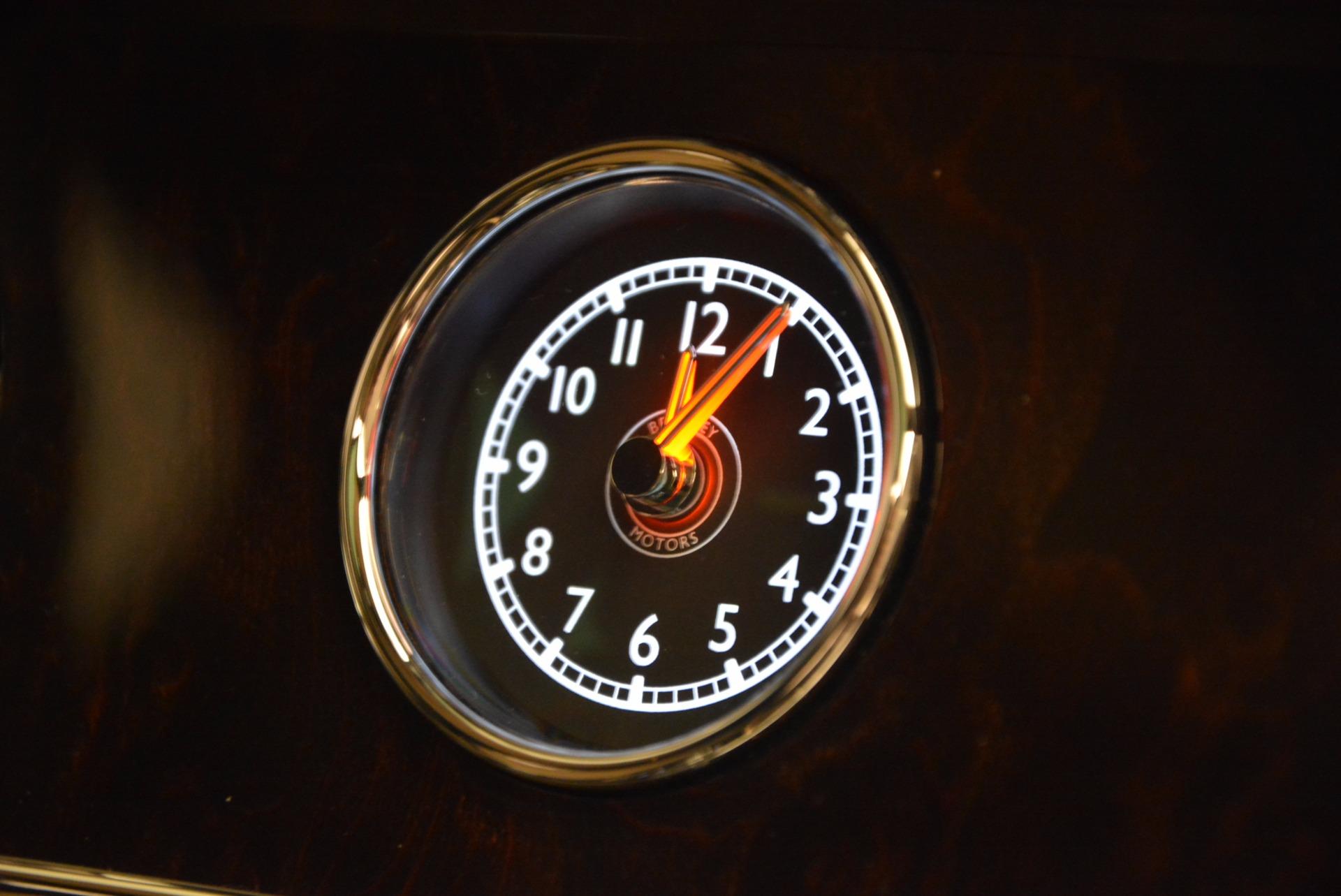 Used 2016 Bentley Mulsanne Speed For Sale In Westport, CT 671_p43