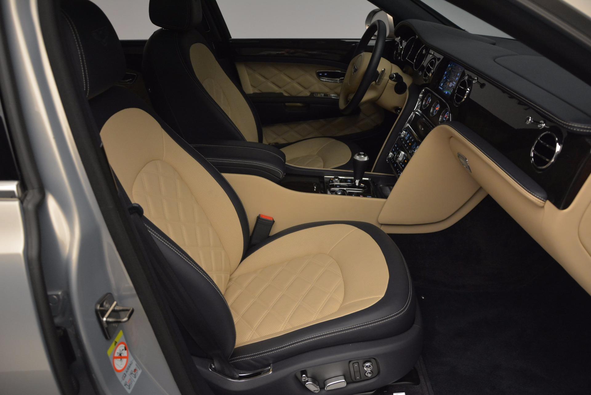 Used 2016 Bentley Mulsanne Speed For Sale In Westport, CT 671_p45