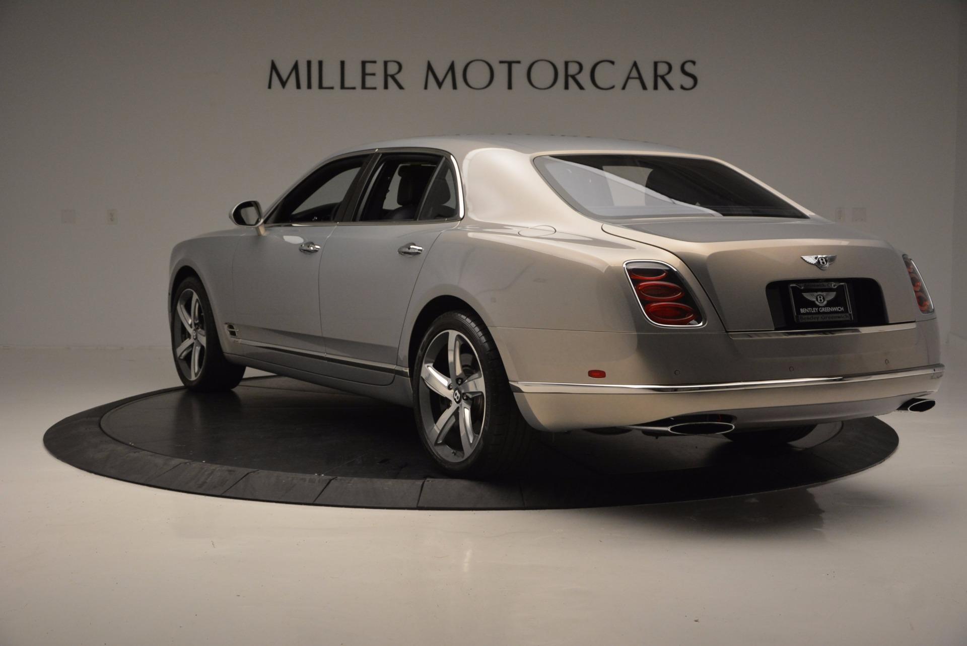 Used 2016 Bentley Mulsanne Speed For Sale In Westport, CT 671_p5