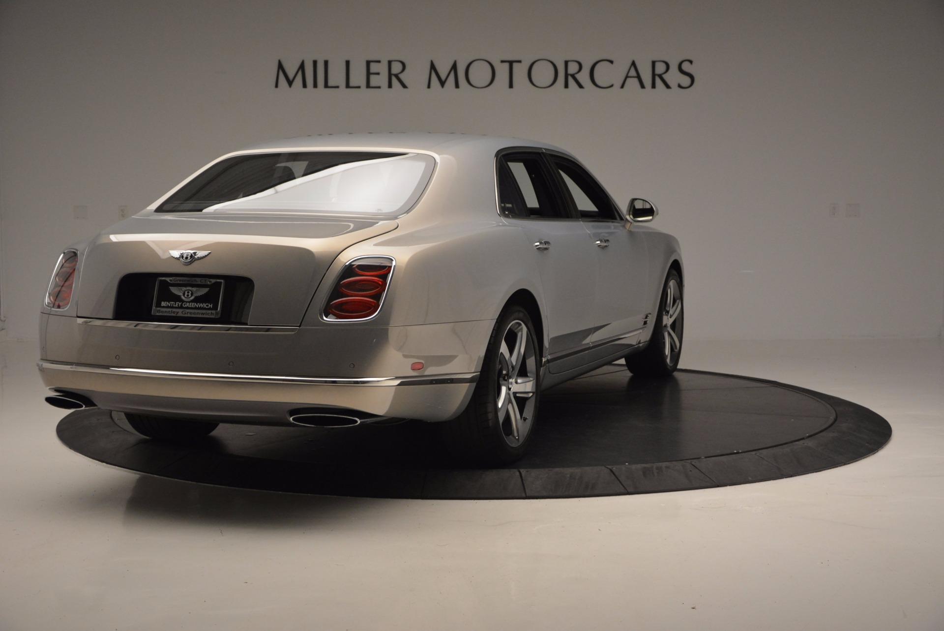 Used 2016 Bentley Mulsanne Speed For Sale In Westport, CT 671_p8