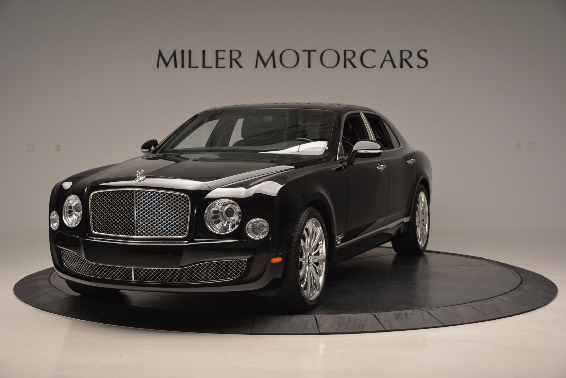 Used 2016 Bentley Mulsanne  For Sale In Westport, CT 672_main
