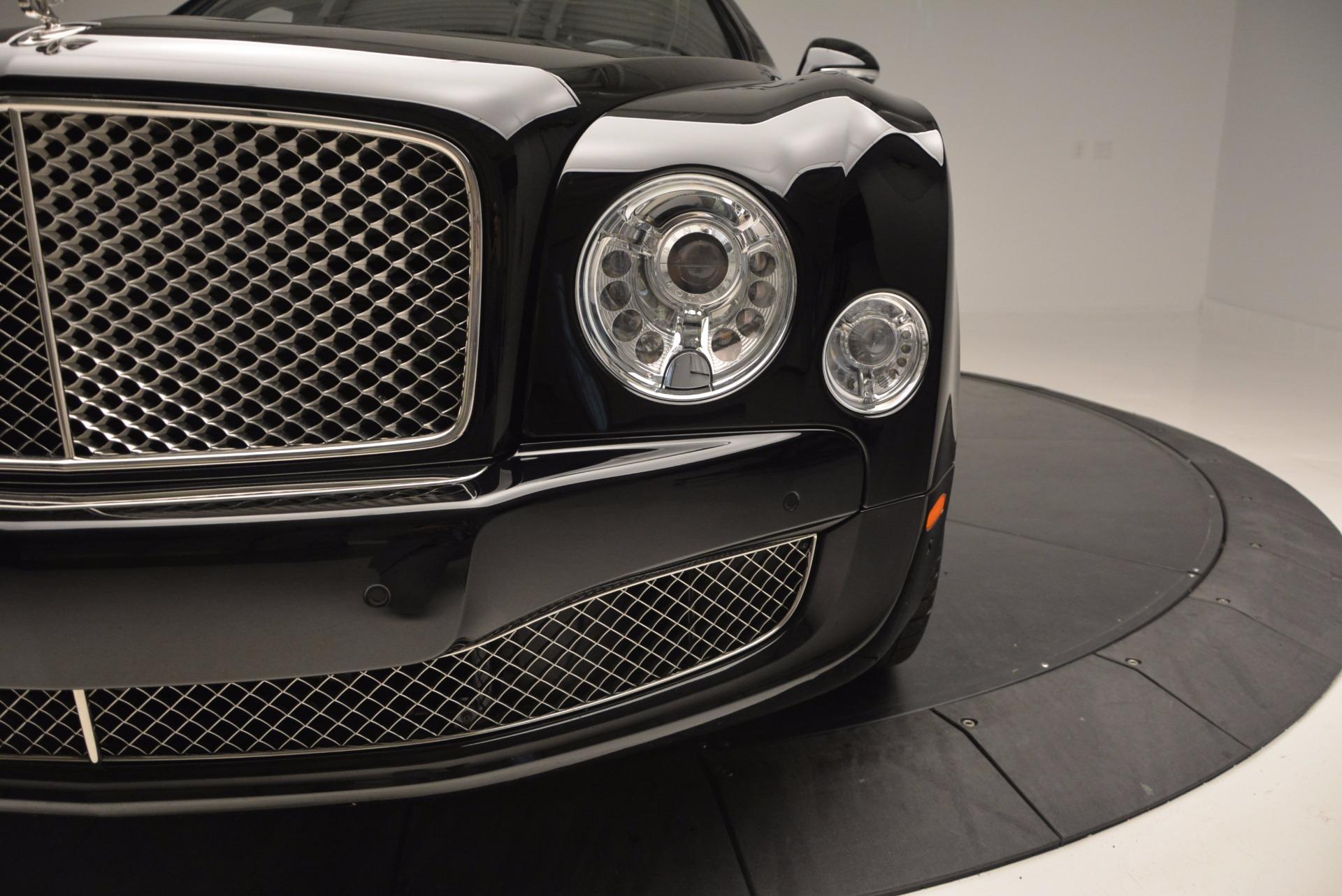 Used 2016 Bentley Mulsanne  For Sale In Westport, CT 672_p14