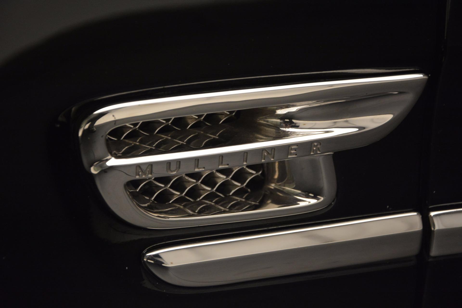 Used 2016 Bentley Mulsanne  For Sale In Westport, CT 672_p18