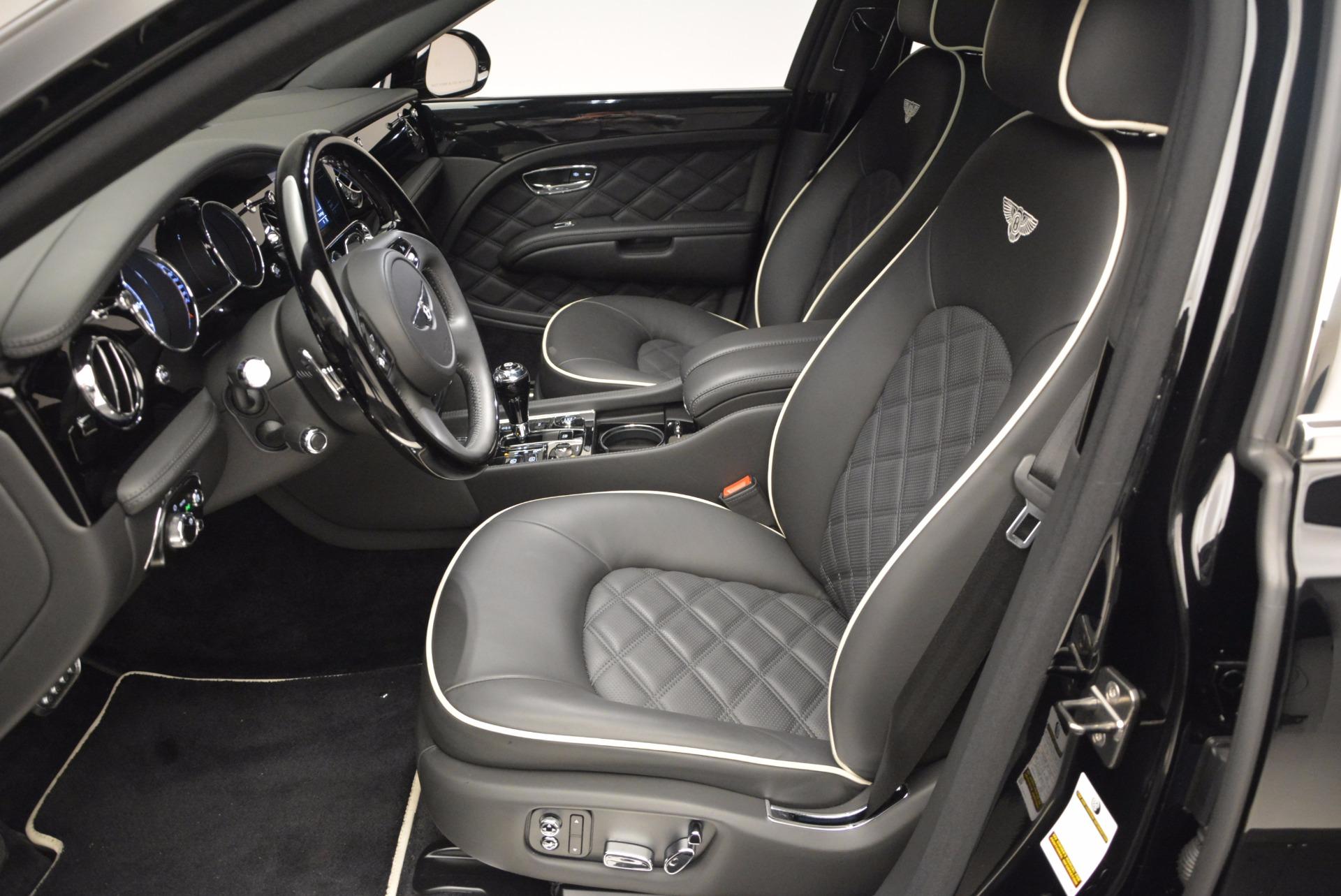 Used 2016 Bentley Mulsanne  For Sale In Westport, CT 672_p24